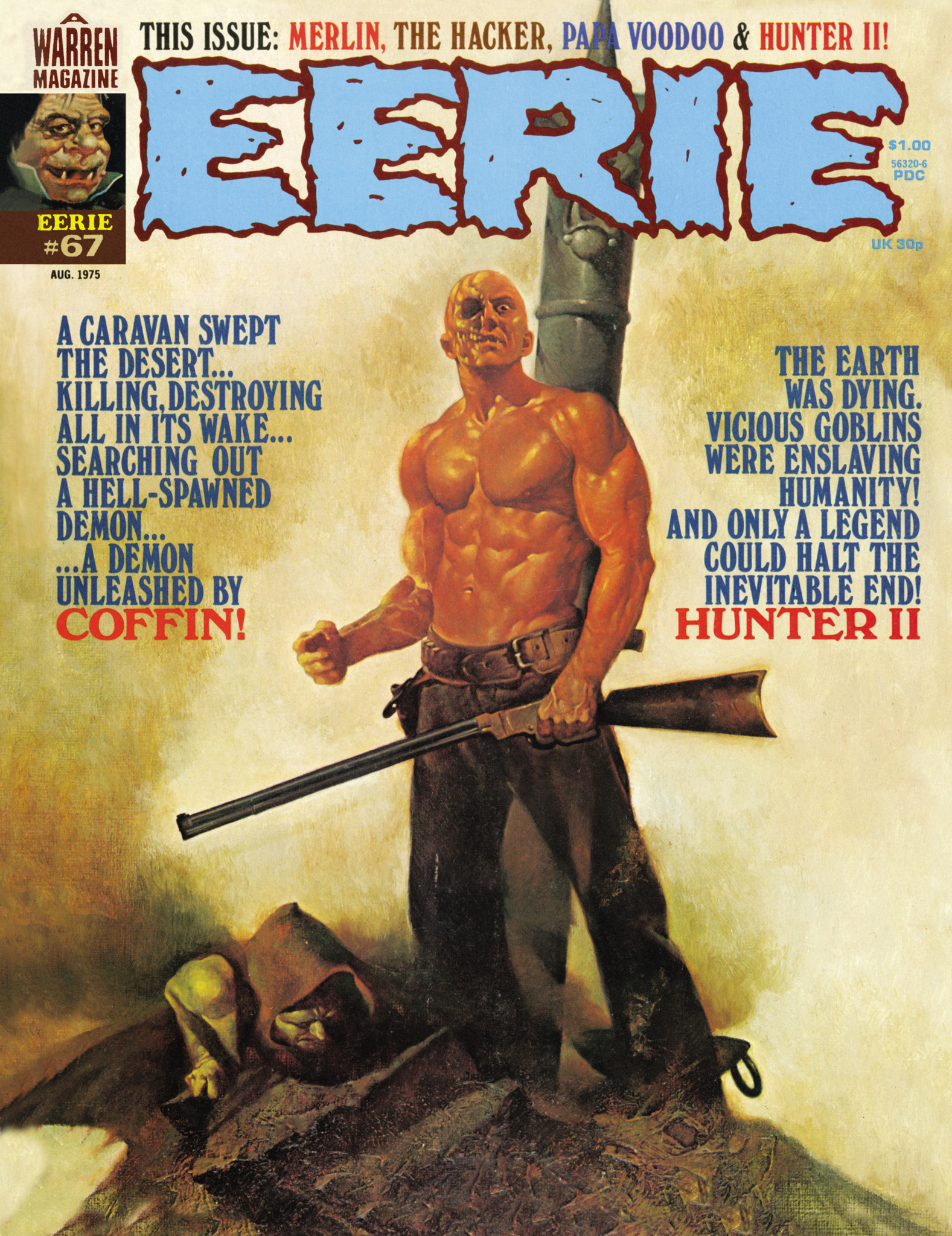 Read online Eerie Archives comic -  Issue # TPB 14 - 136