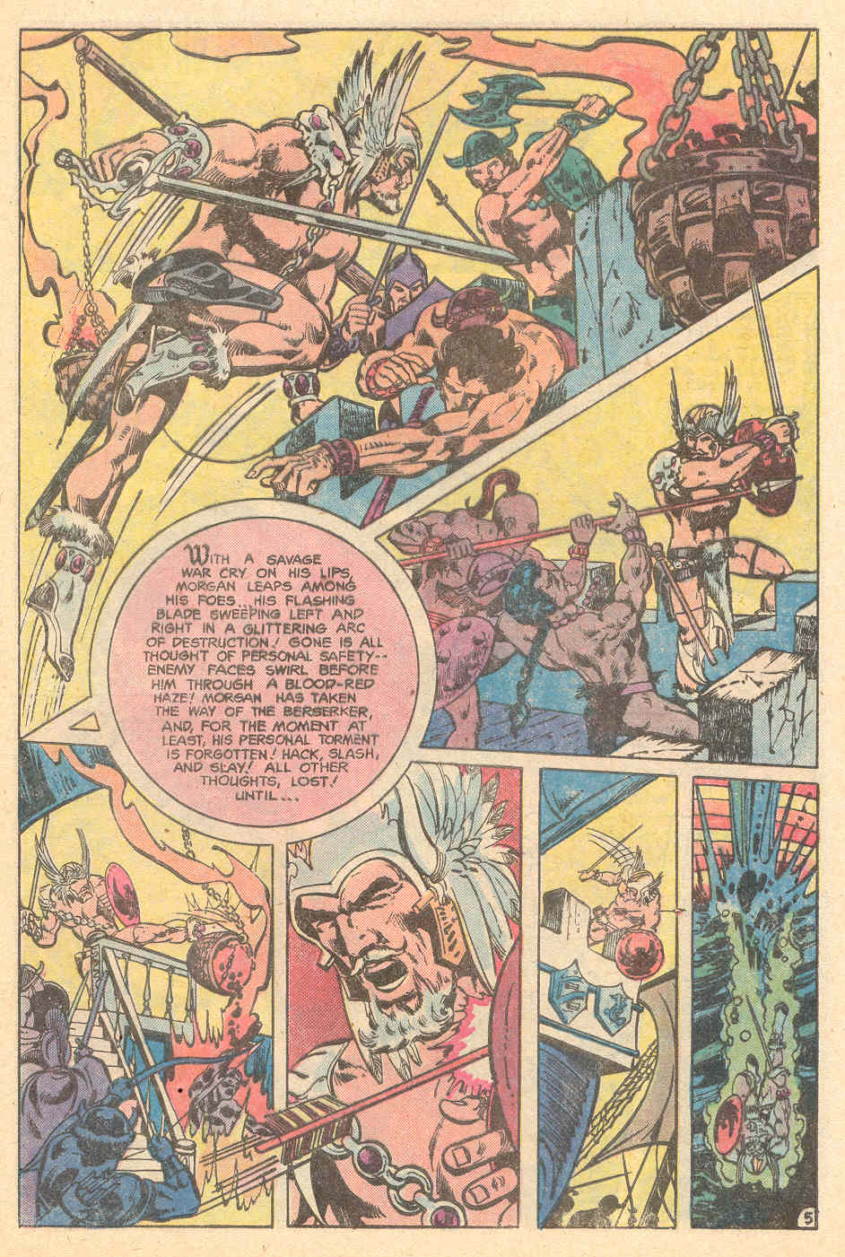 Warlord (1976) issue 24 - Page 6