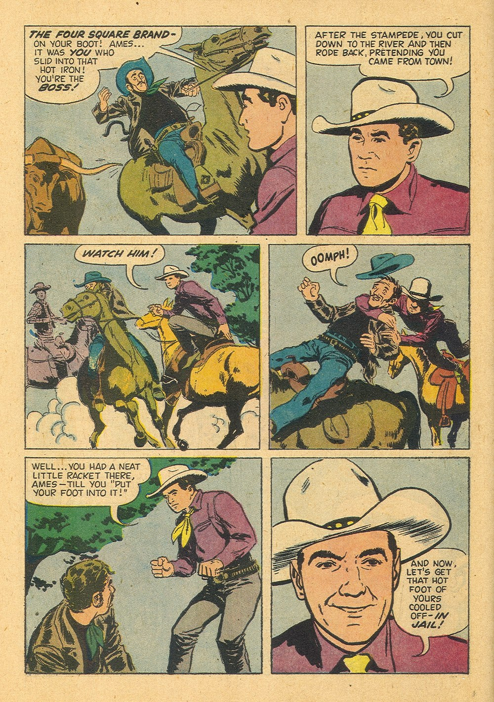 Four Color Comics issue 776 - Page 34