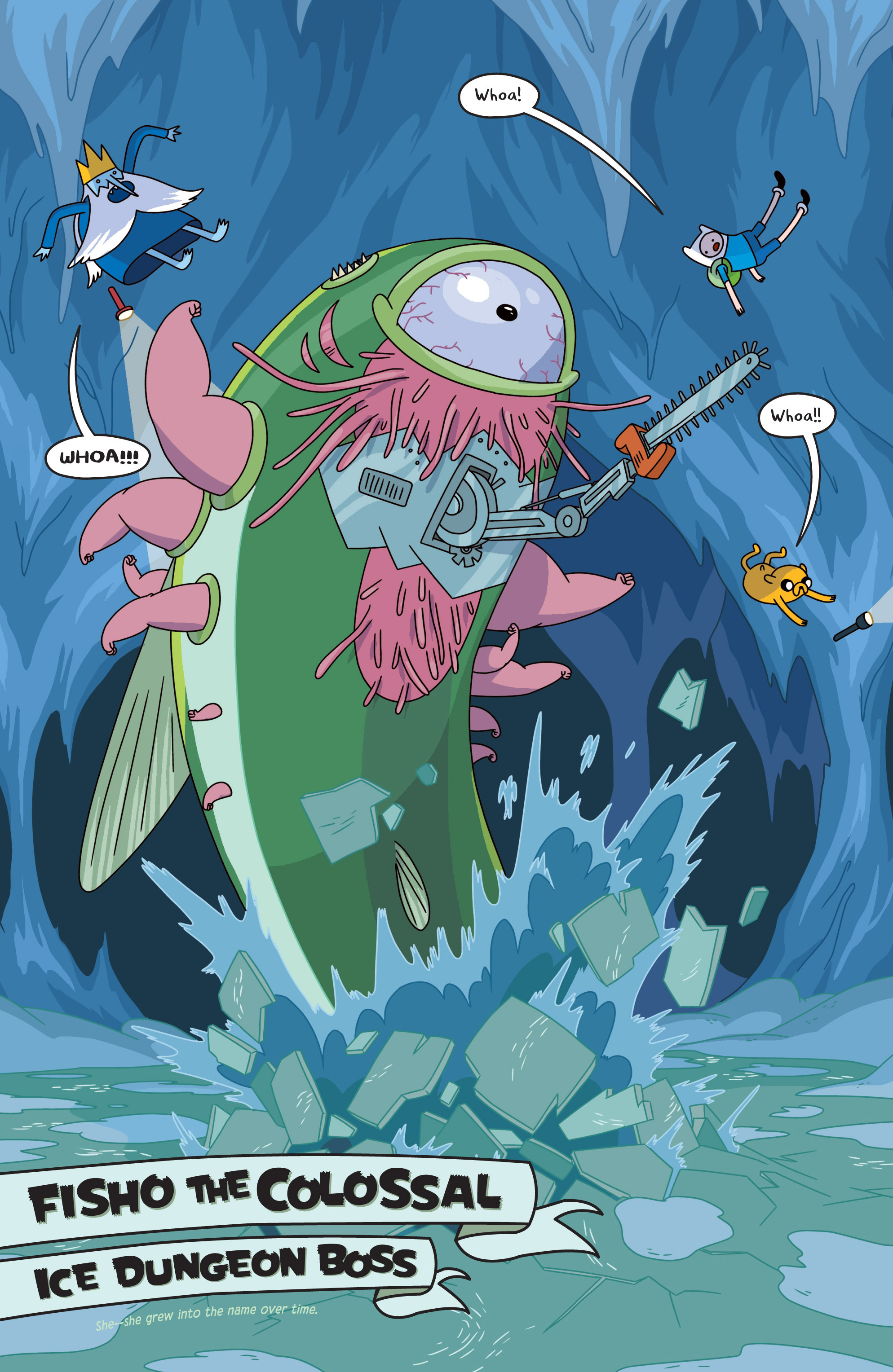 Read online Adventure Time comic -  Issue #17 - 7