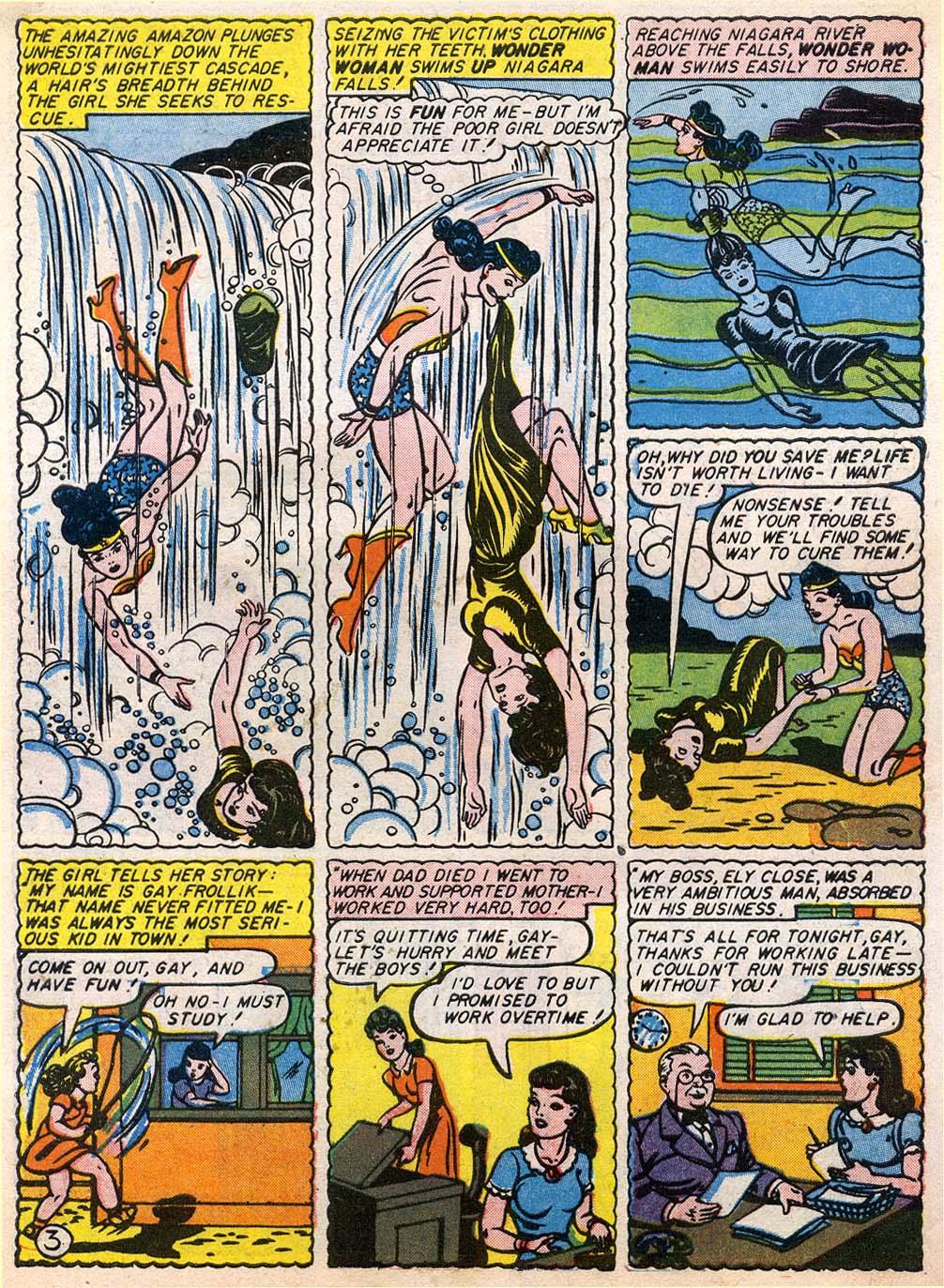 Read online Sensation (Mystery) Comics comic -  Issue #27 - 5
