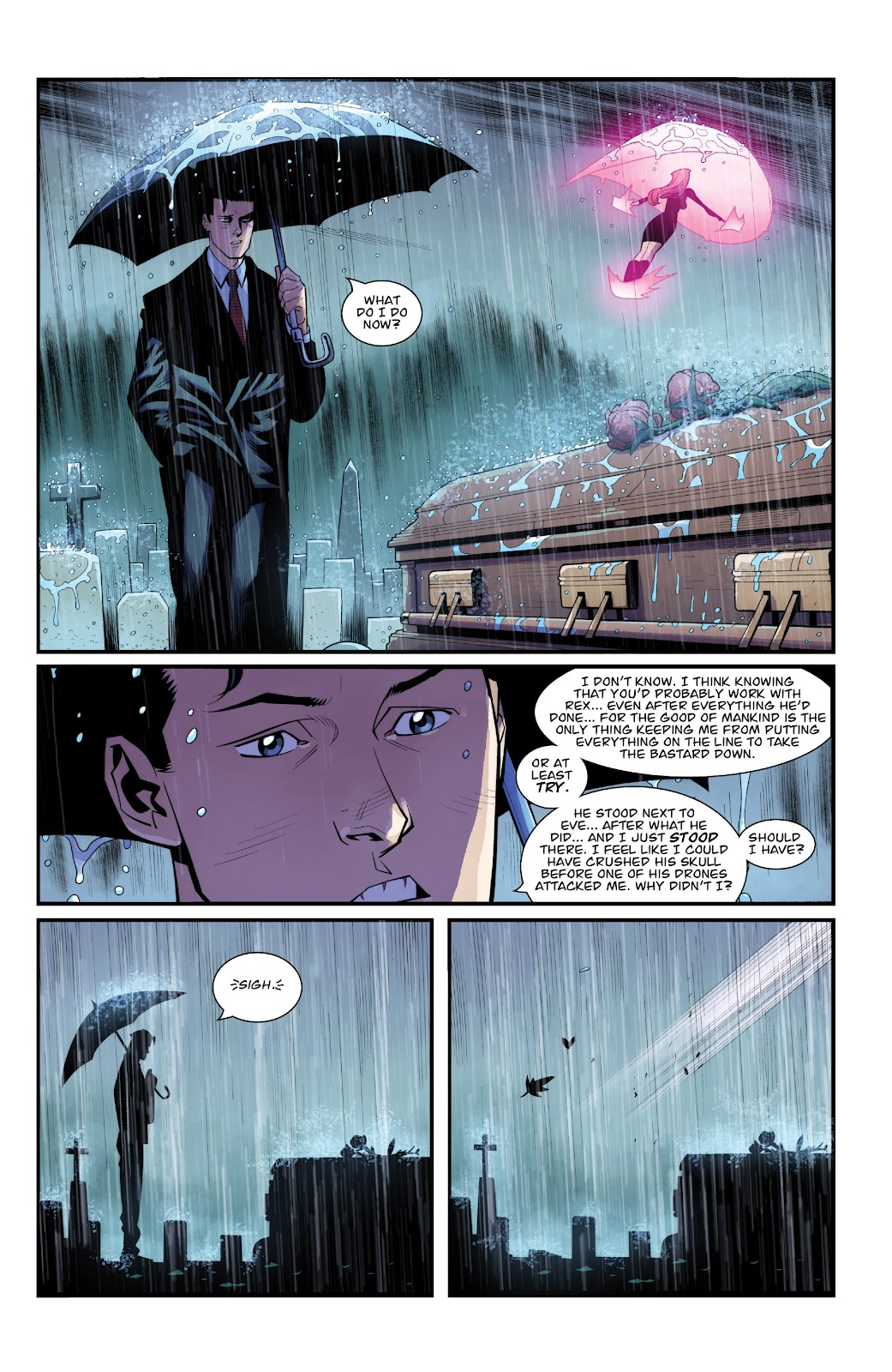 Invincible (2003) issue TPB 21 - Modern Family - Page 35