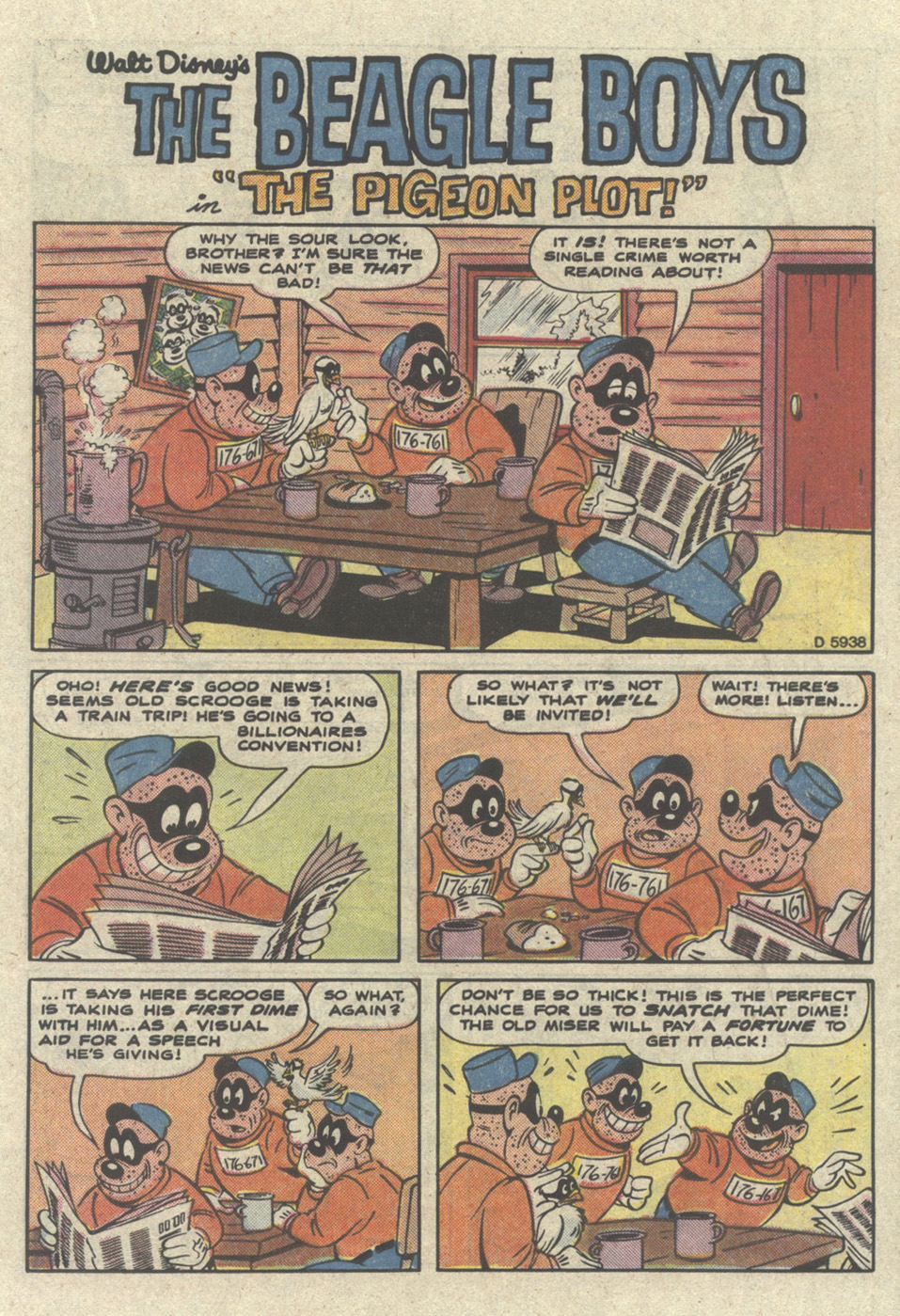 Read online Uncle Scrooge (1953) comic -  Issue #228 - 15