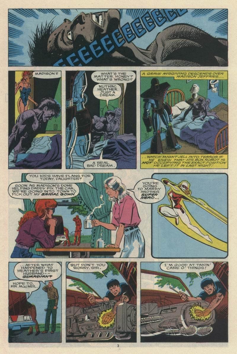 Read online Alpha Flight (1983) comic -  Issue #65 - 5