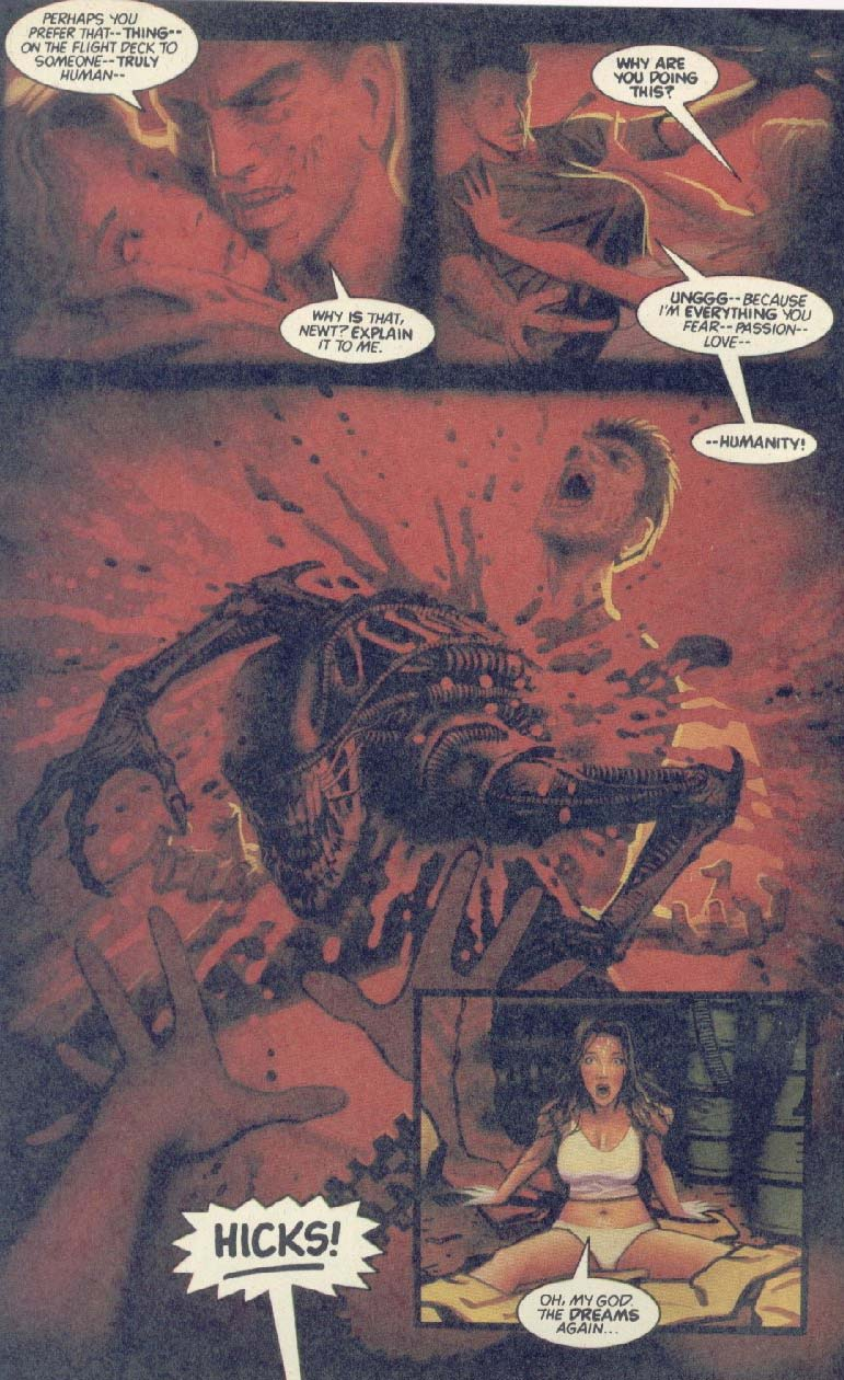 Read online Aliens (1989) comic -  Issue #1 - 8