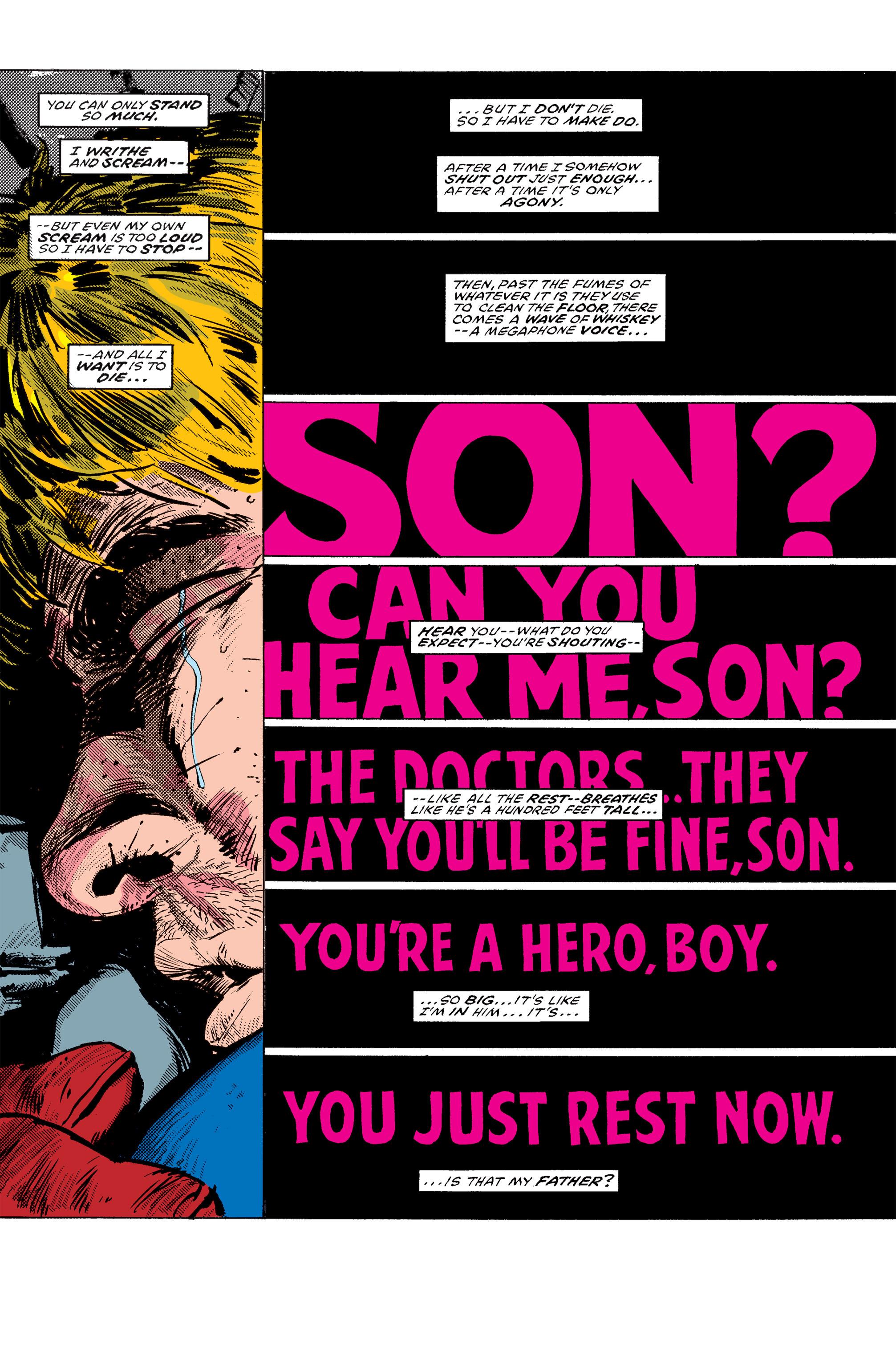 Read online Daredevil: Born Again comic -  Issue # Full - 79