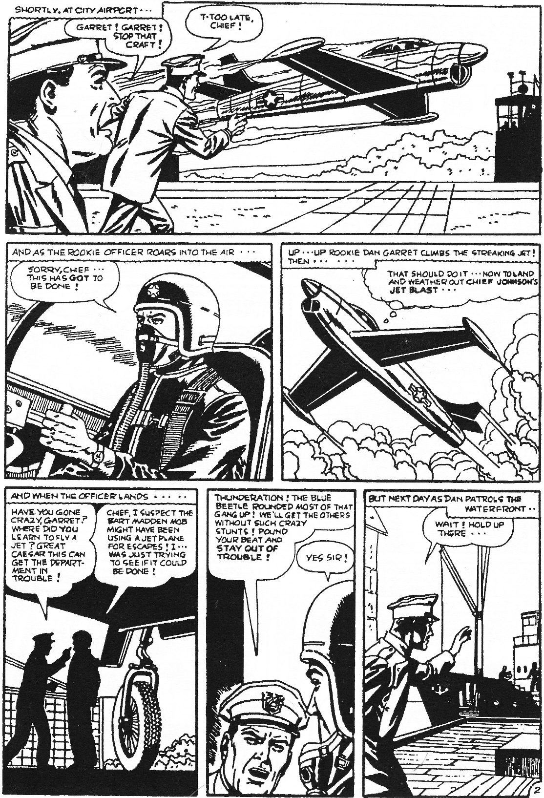 Read online Men of Mystery Comics comic -  Issue #57 - 43