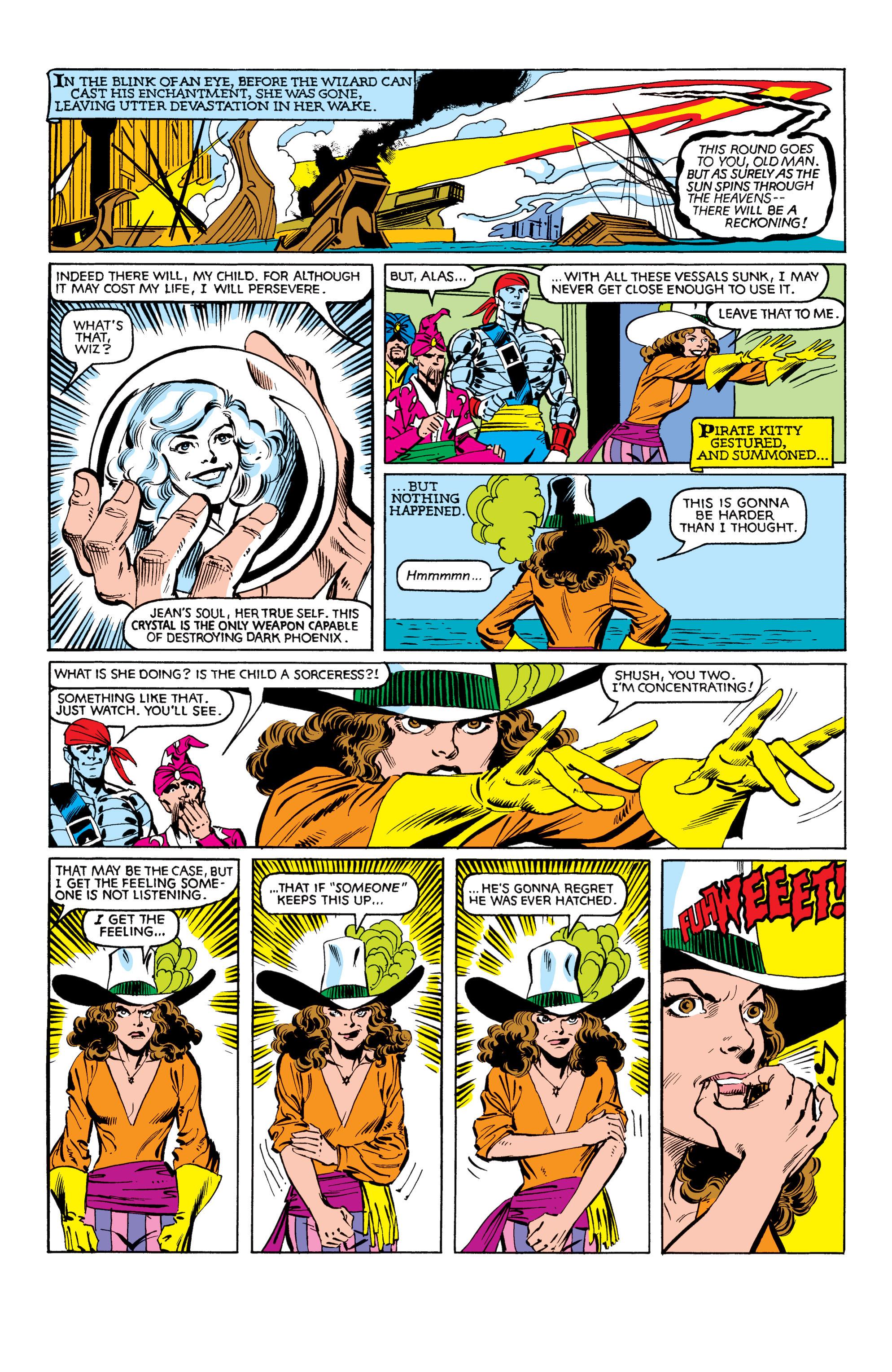 Read online Uncanny X-Men (1963) comic -  Issue #153 - 10