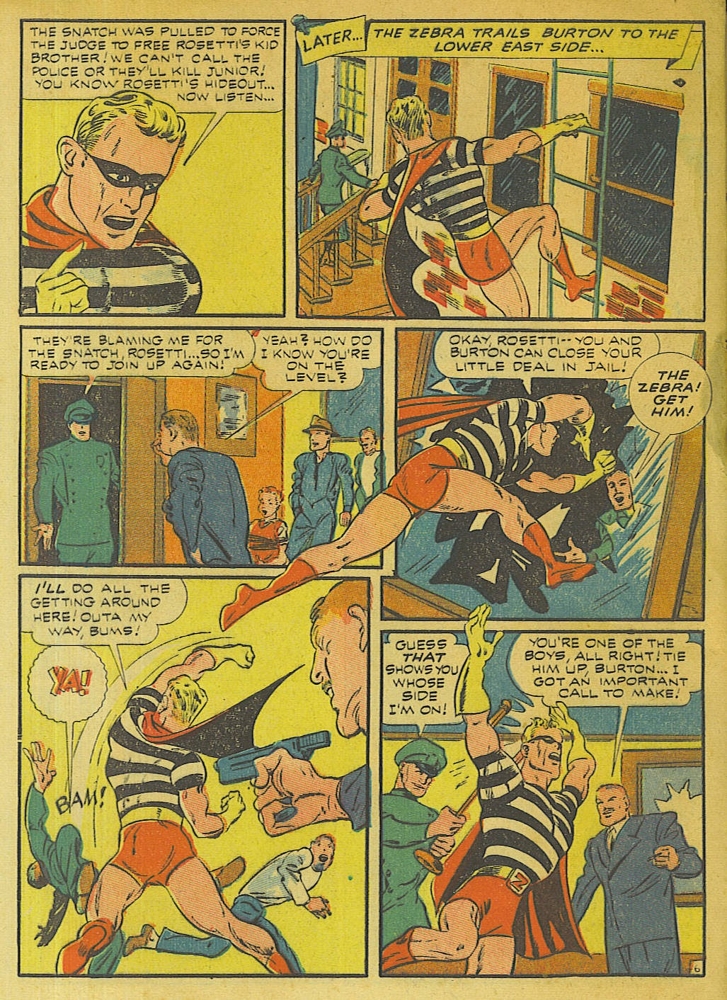 Green Hornet Comics issue 10 - Page 41