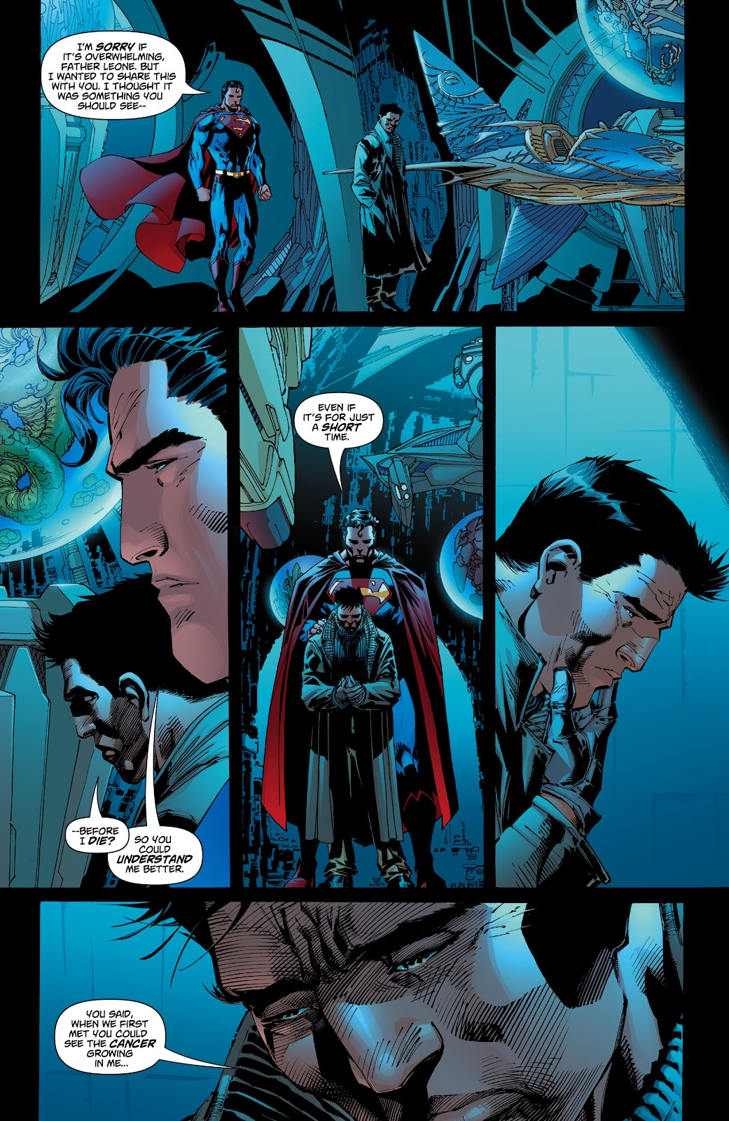 Read online Superman: For Tomorrow comic -  Issue # TPB (Part 2) - 82