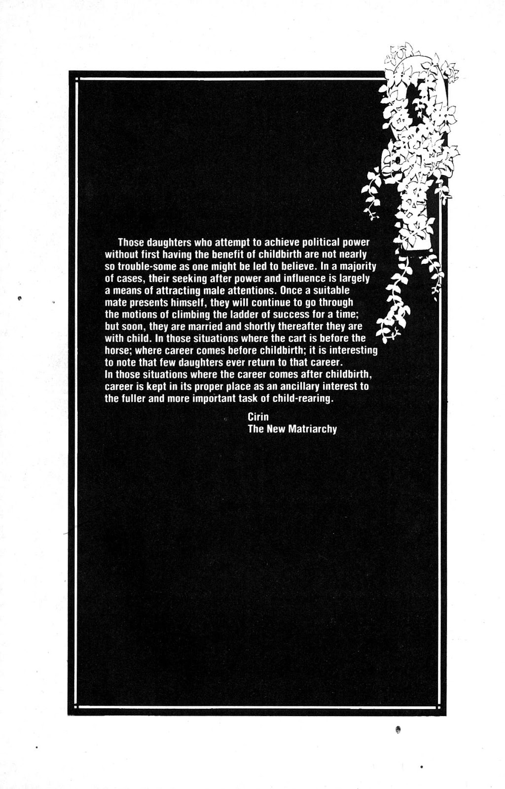 Cerebus Issue #163 #162 - English 21