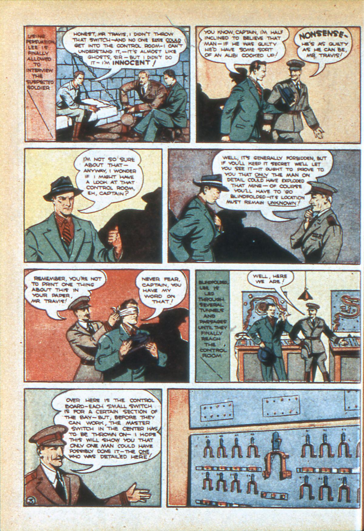 Read online Detective Comics (1937) comic -  Issue #39 - 31