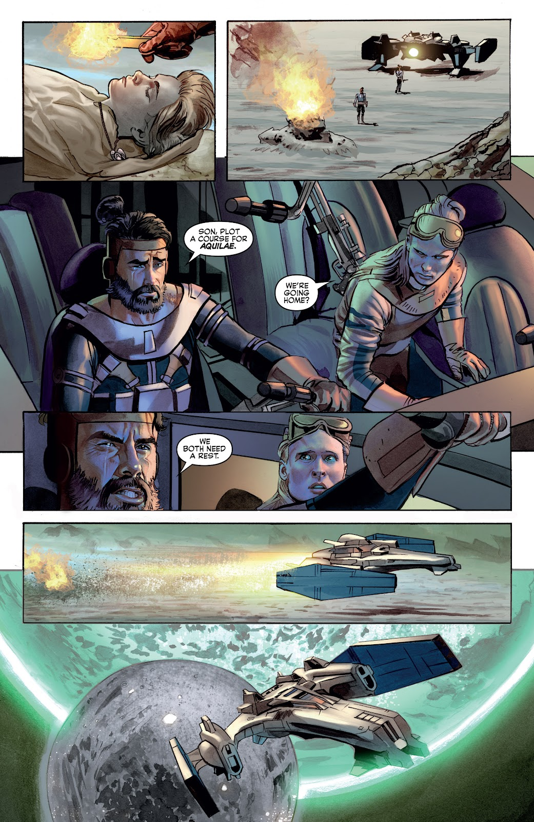 Read online Star Wars Legends: Infinities - Epic Collection comic -  Issue # TPB (Part 4) - 1