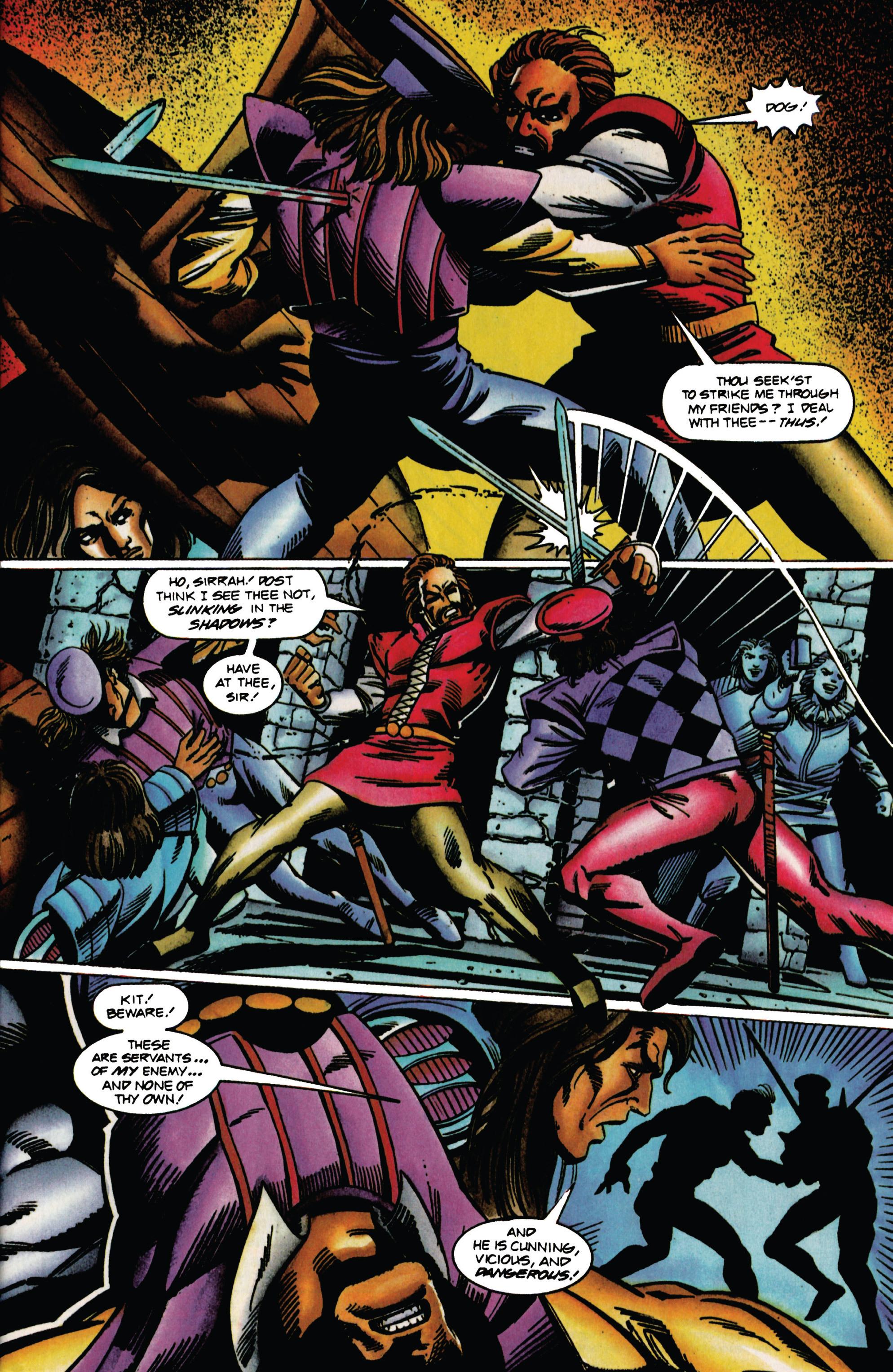 Read online Eternal Warrior (1992) comic -  Issue #30 - 4