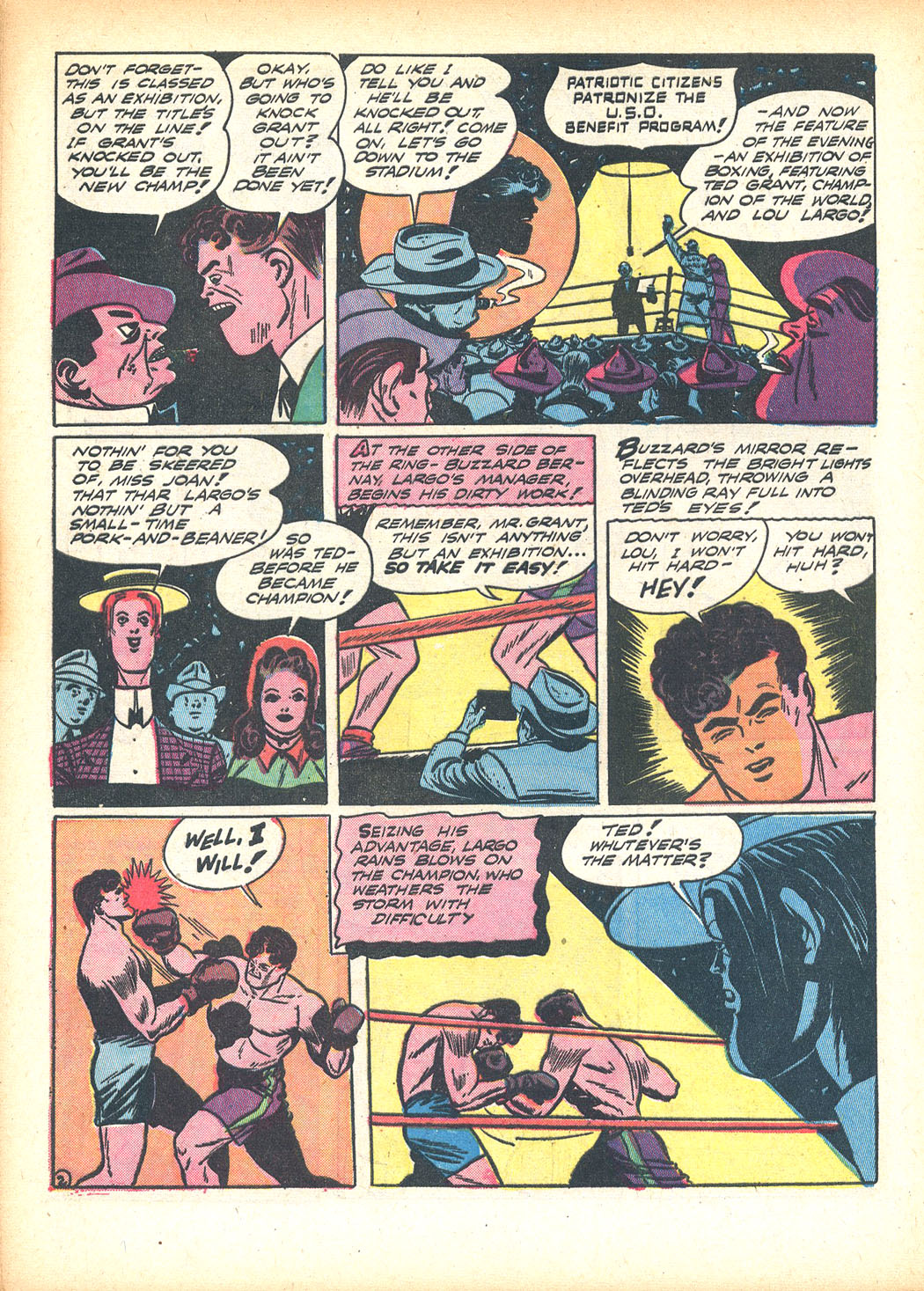 Read online Sensation (Mystery) Comics comic -  Issue #13 - 54