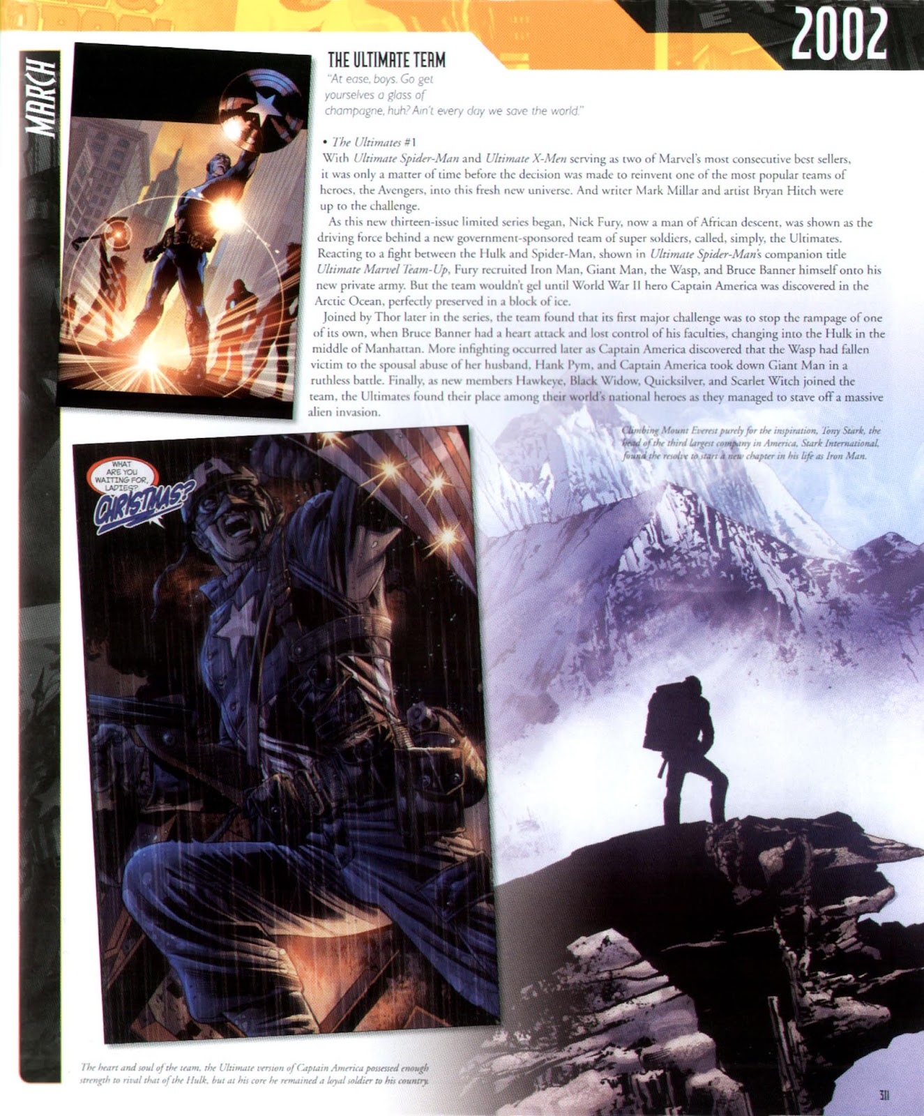 Read online Marvel Chronicle comic -  Issue # TPB (Part 3) - 89