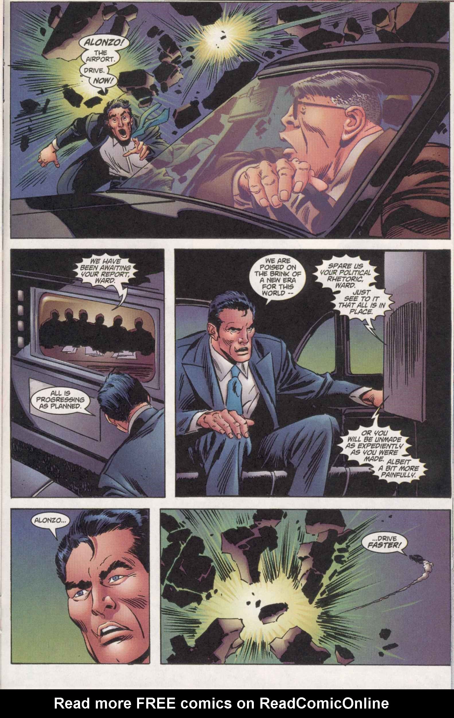 The Amazing Spider-Man (1999) _Annual_1 Page 19