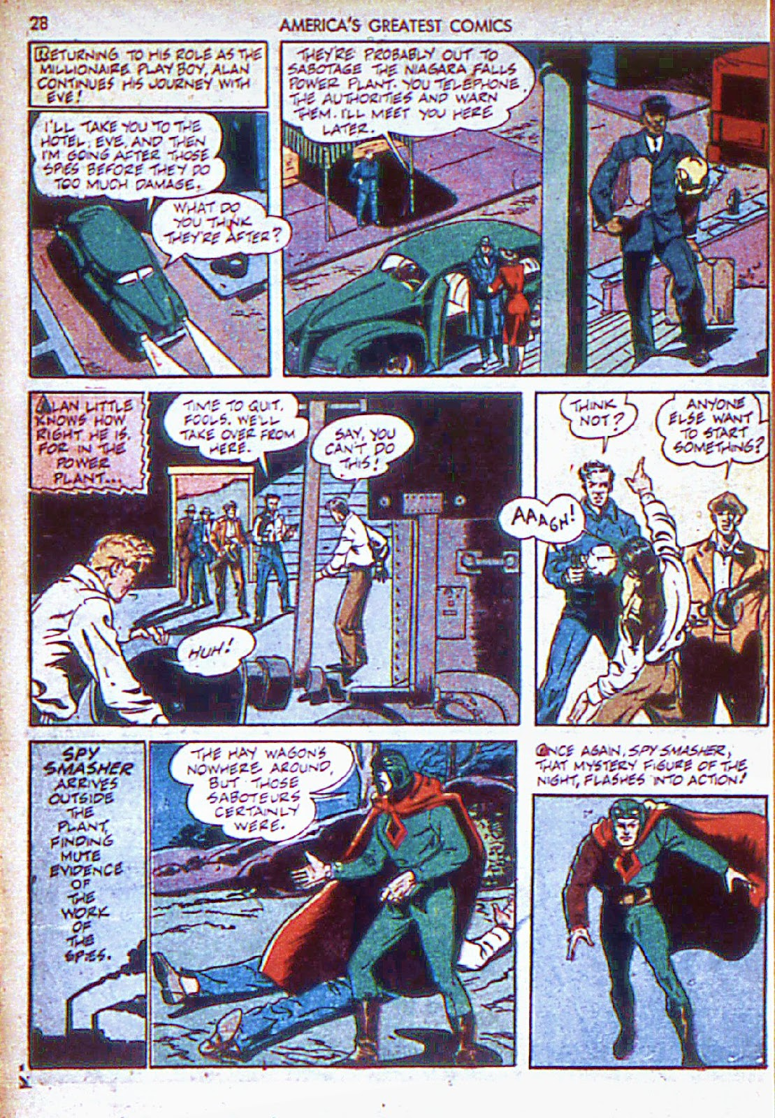 Americas Greatest Comics issue 6 - Page 29