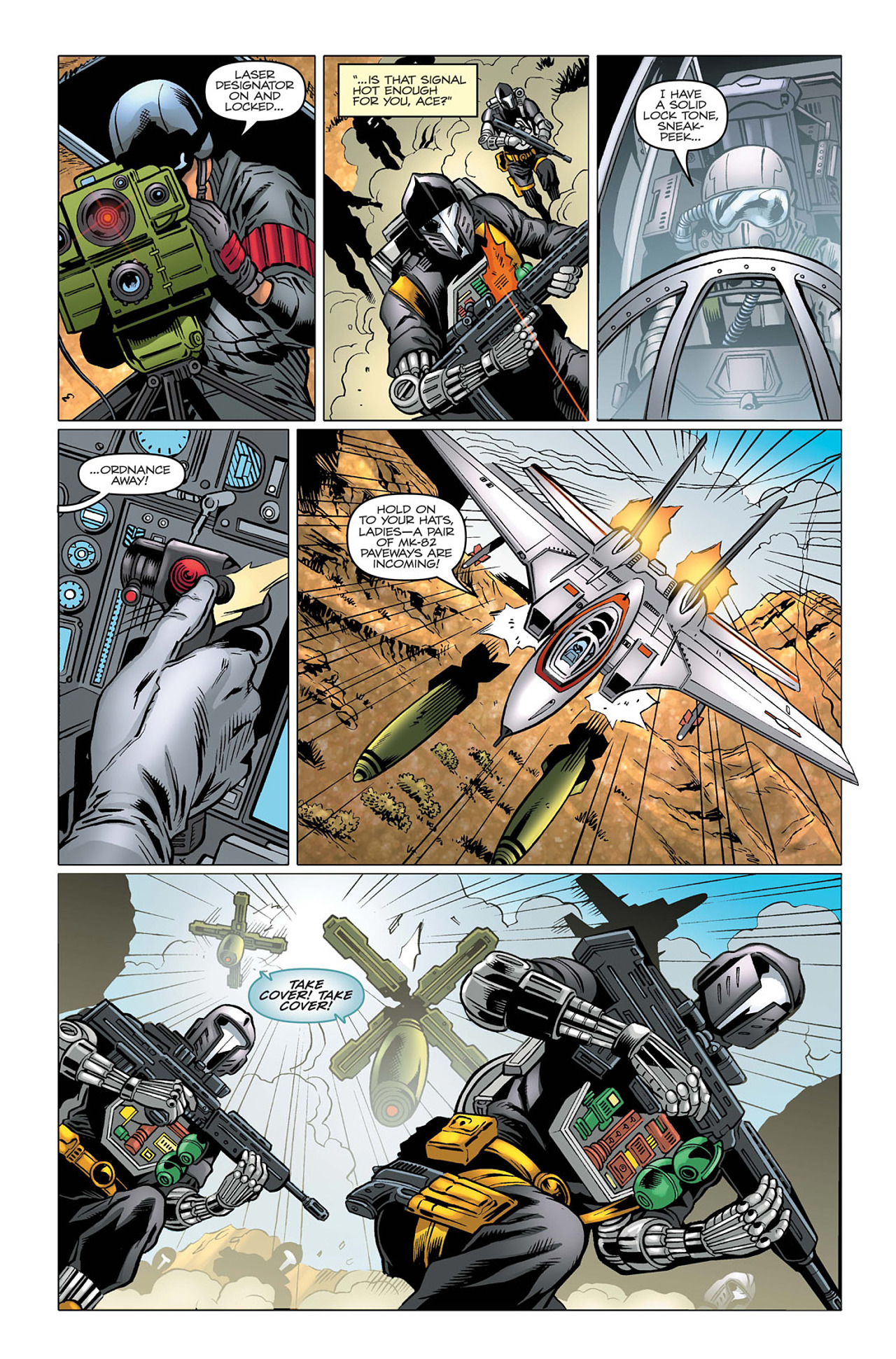 G.I. Joe: A Real American Hero 164 Page 14