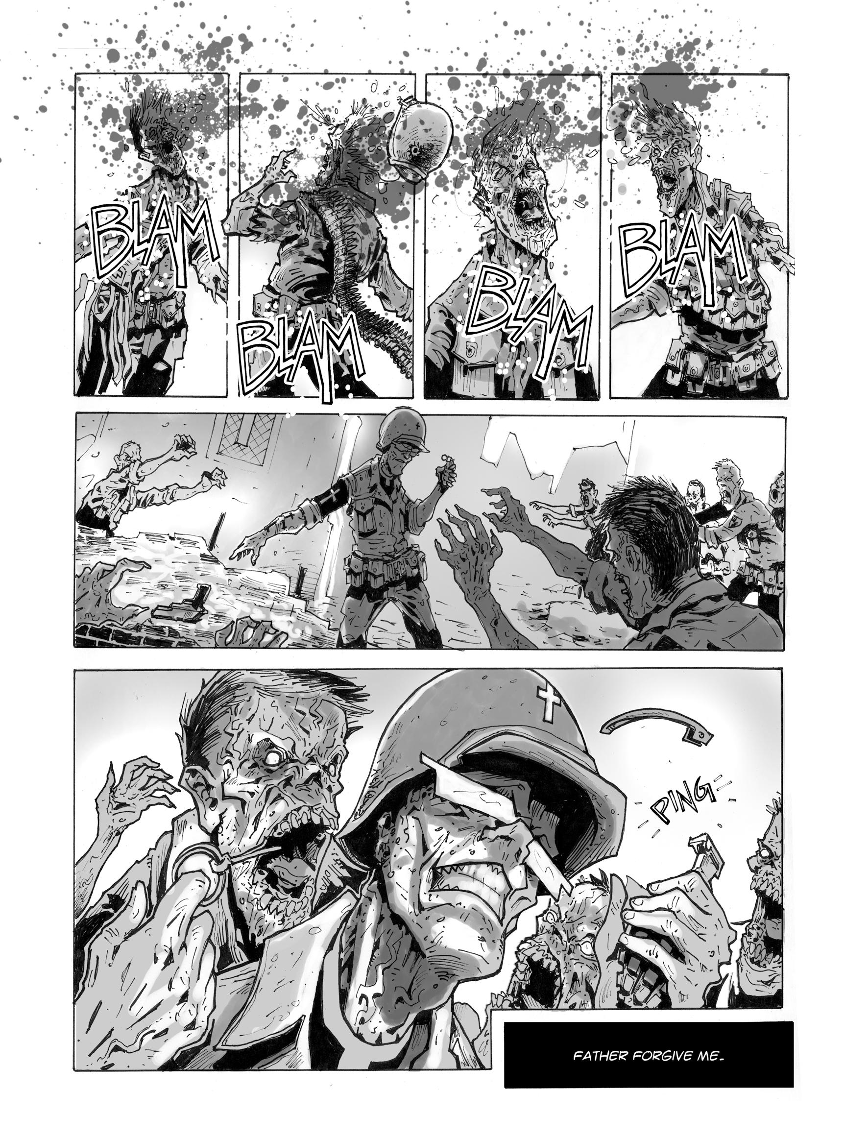 Read online FUBAR comic -  Issue #1 - 32