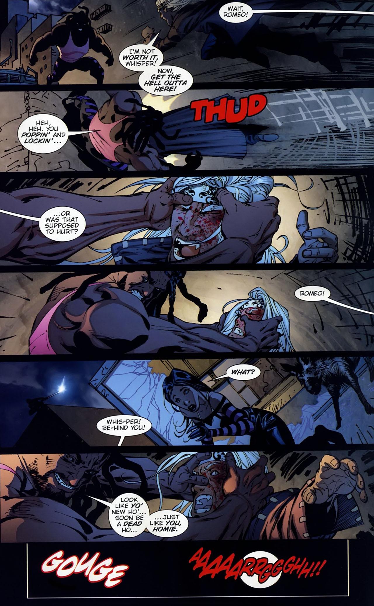Read online Dead Romeo comic -  Issue #2 - 15