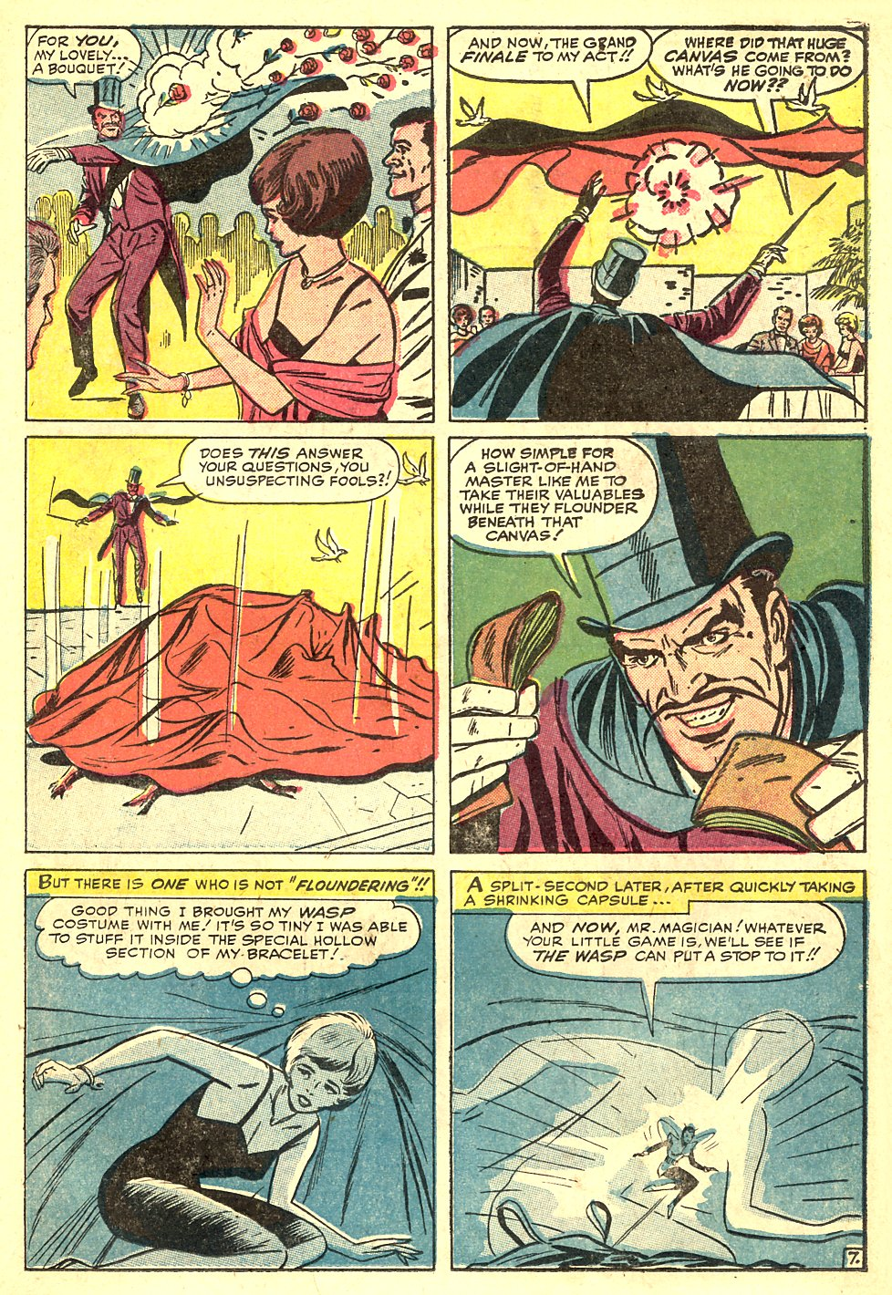 Tales to Astonish (1959) issue 56 - Page 11