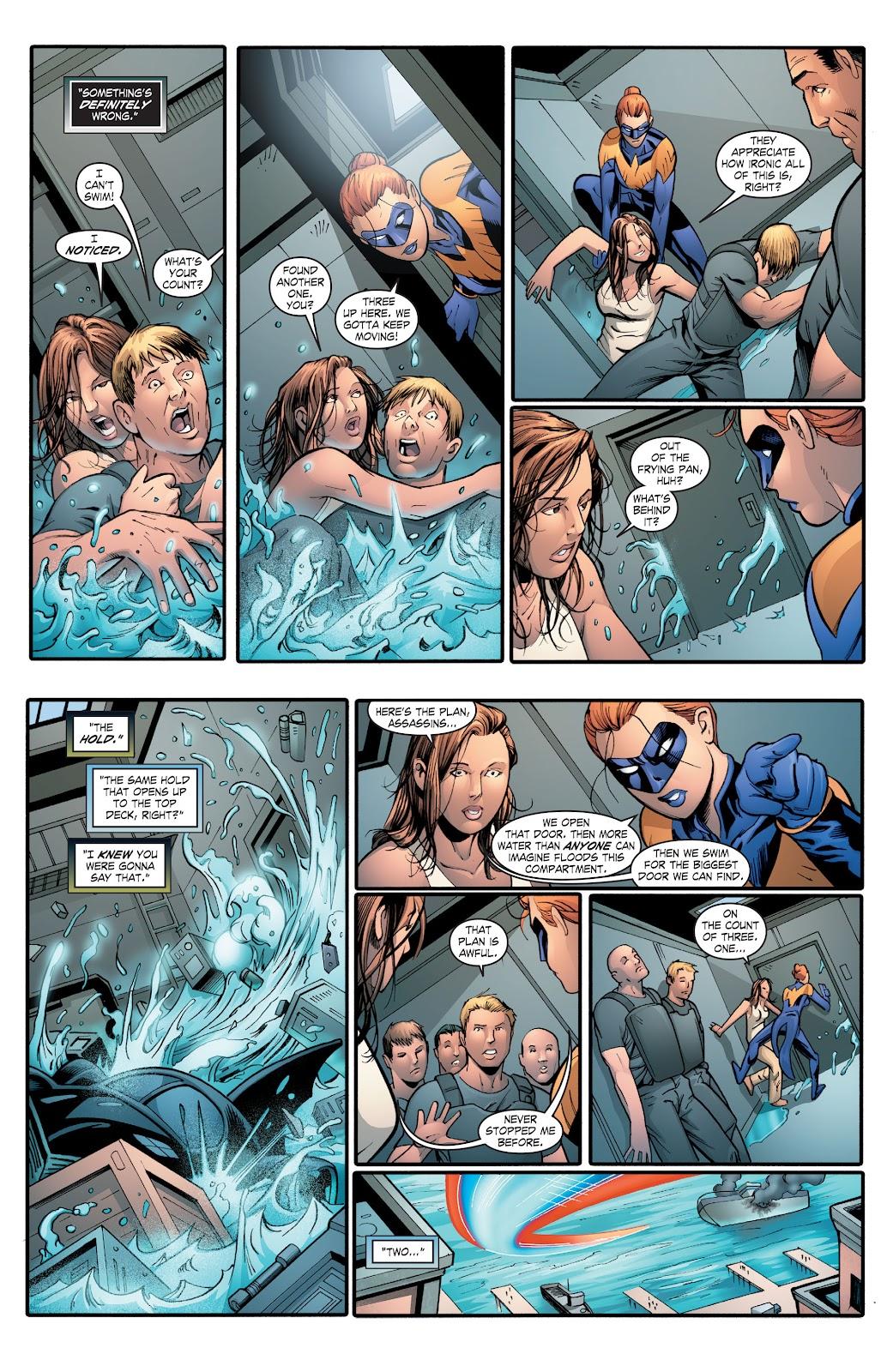 Read online Smallville Season 11 [II] comic -  Issue # TPB 2 - 125
