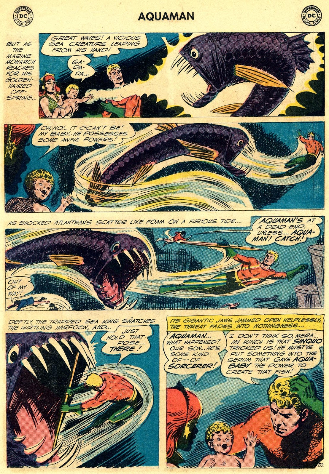 Aquaman (1962) Issue #23 #23 - English 27