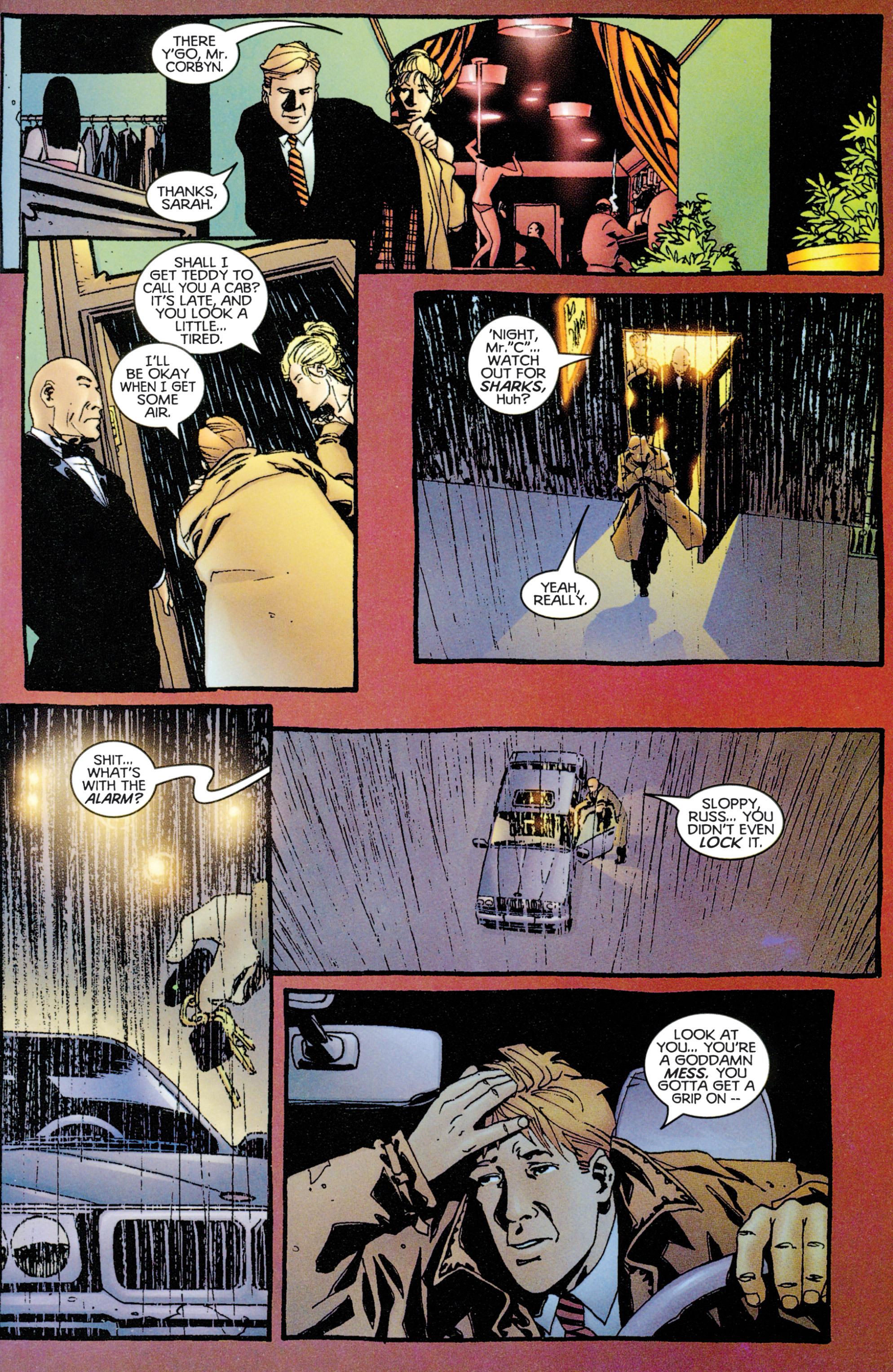 Read online Shadowman (1997) comic -  Issue #9 - 2