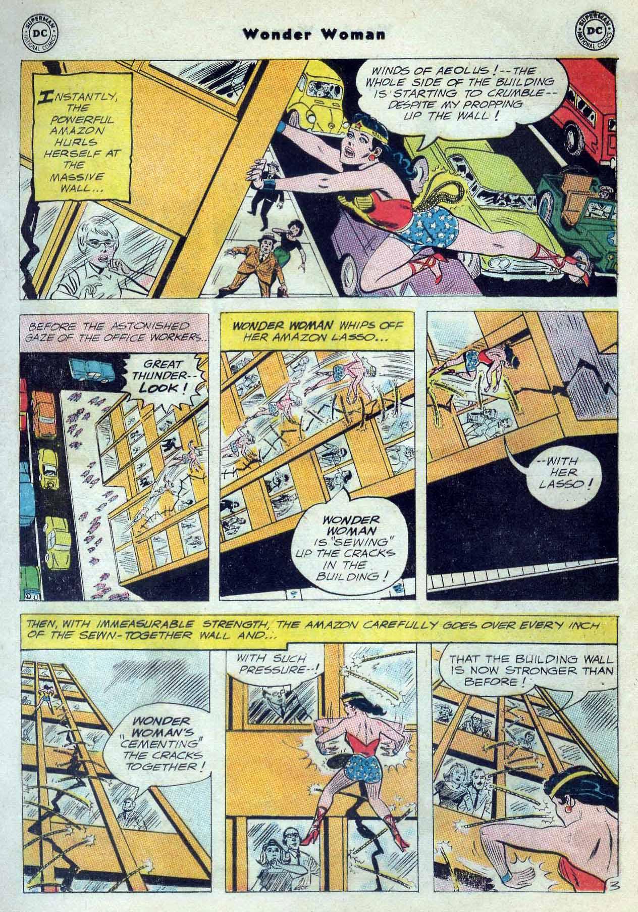 Read online Wonder Woman (1942) comic -  Issue #137 - 5