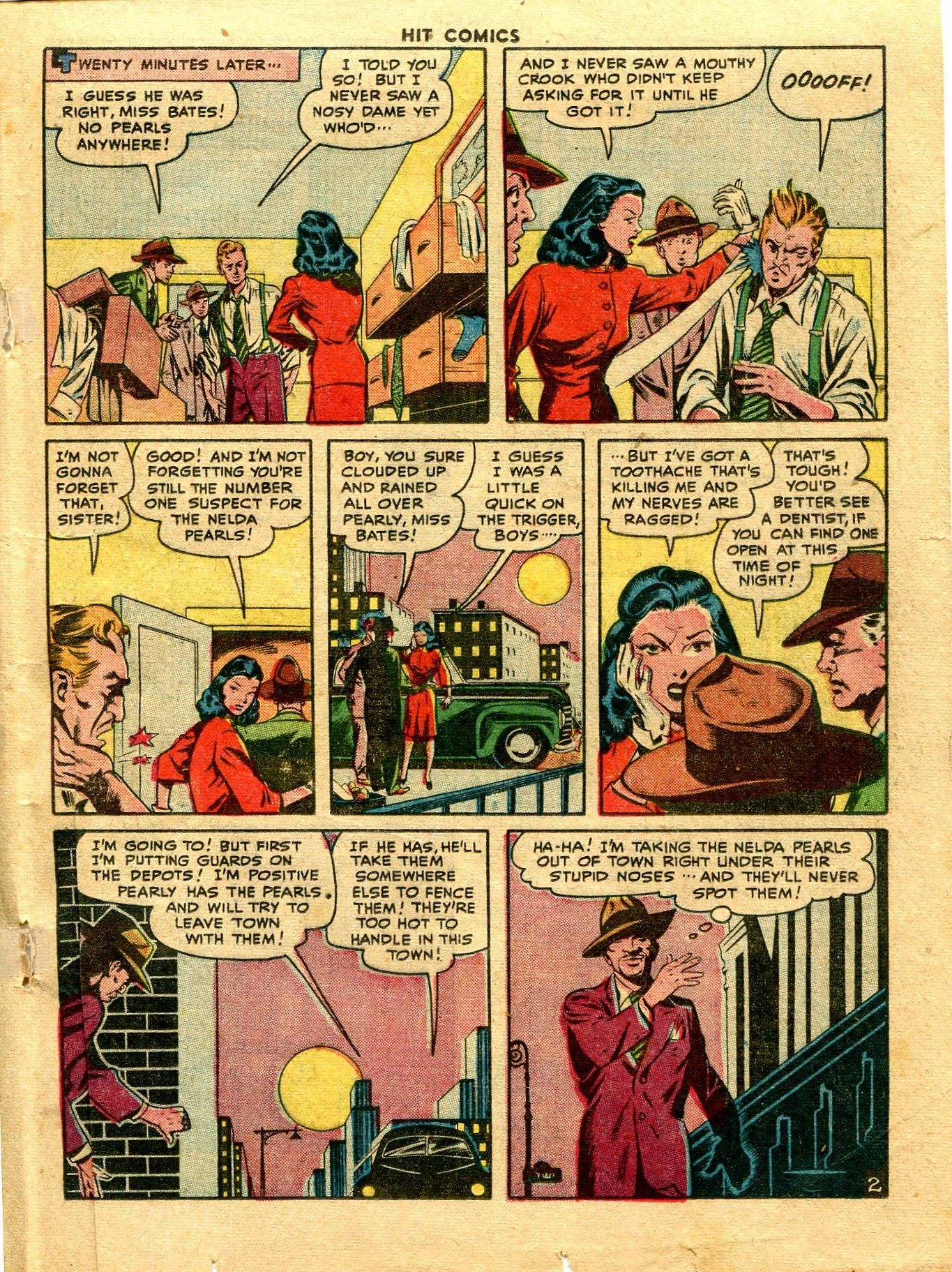 Read online Hit Comics comic -  Issue #48 - 27