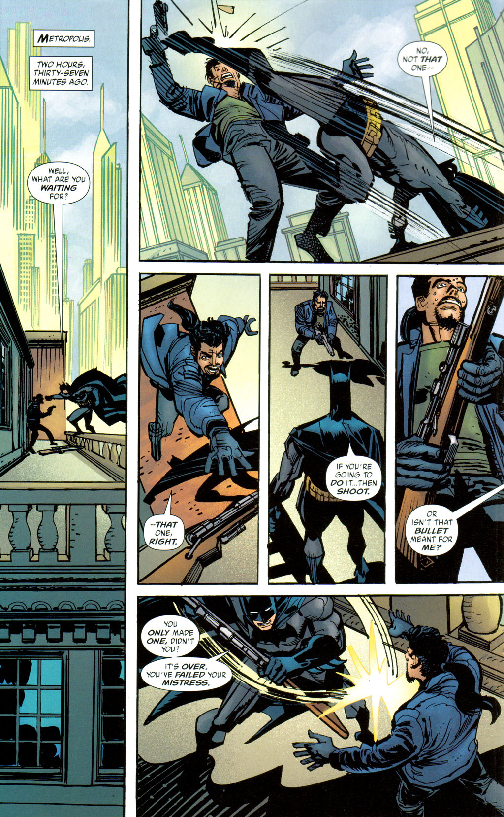Read online Batman: Death and the Maidens comic -  Issue #8 - 11