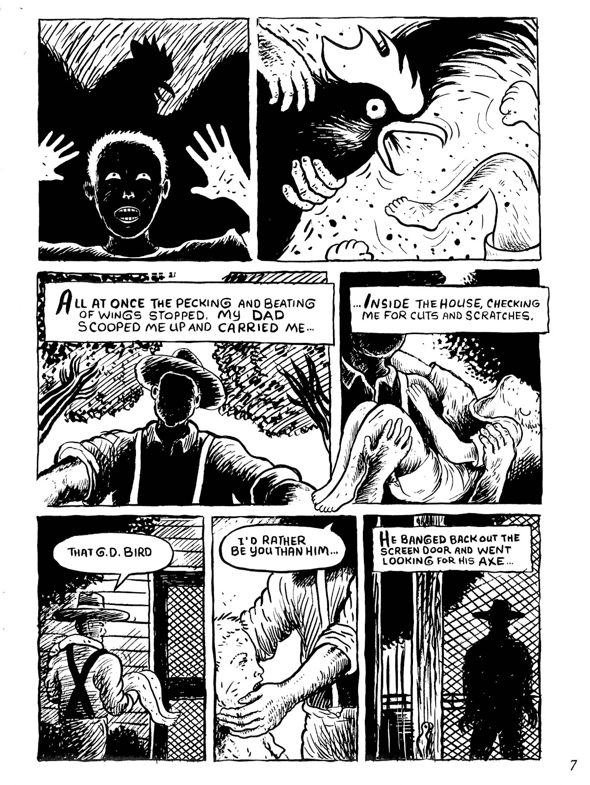 Drawn & Quarterly (1990) issue 8 - Page 9
