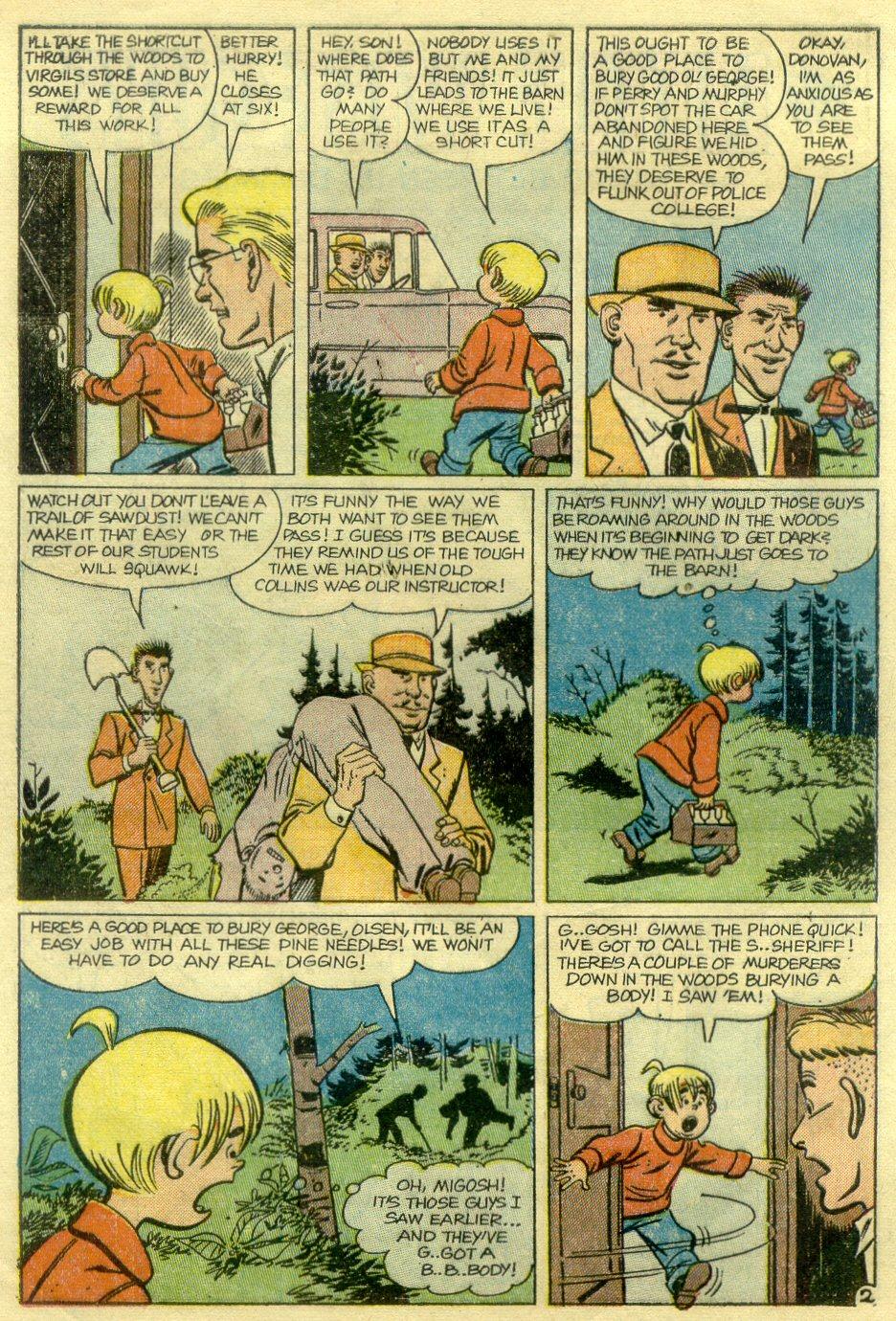 Daredevil (1941) #134 #134 - English 4