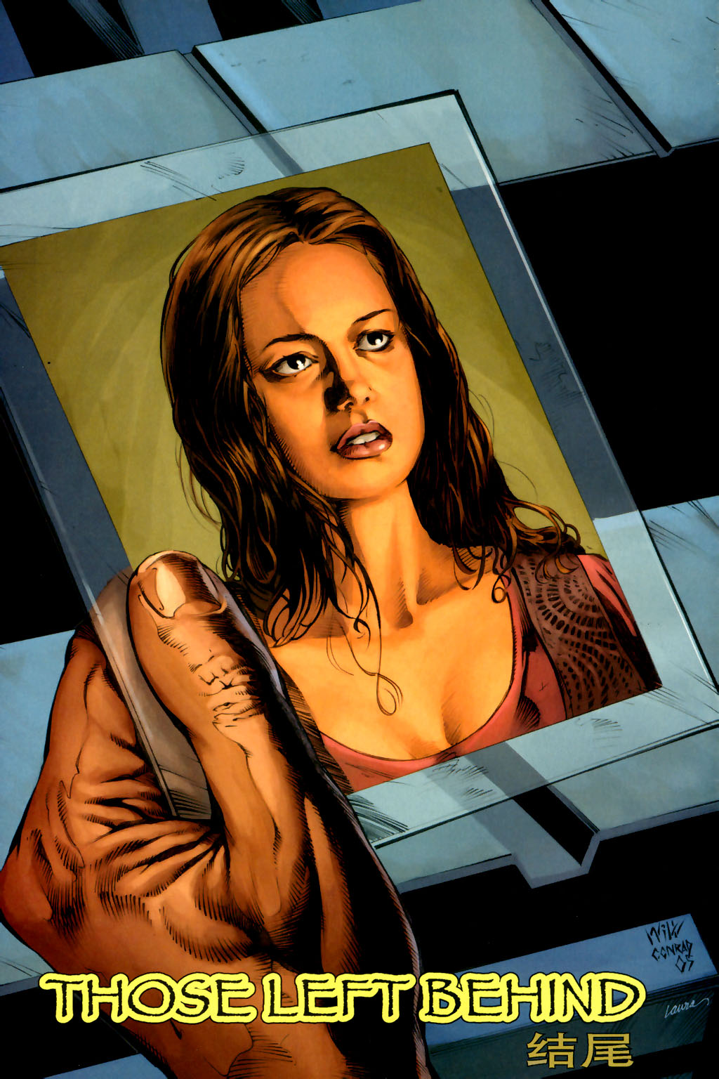 Read online Serenity comic -  Issue #3 - 26