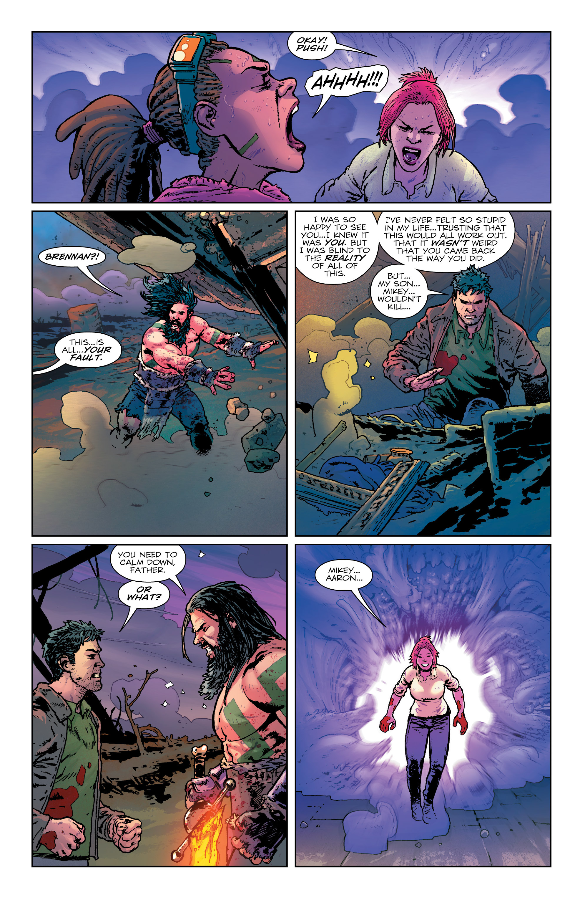 Read online Birthright (2014) comic -  Issue #25 - 16