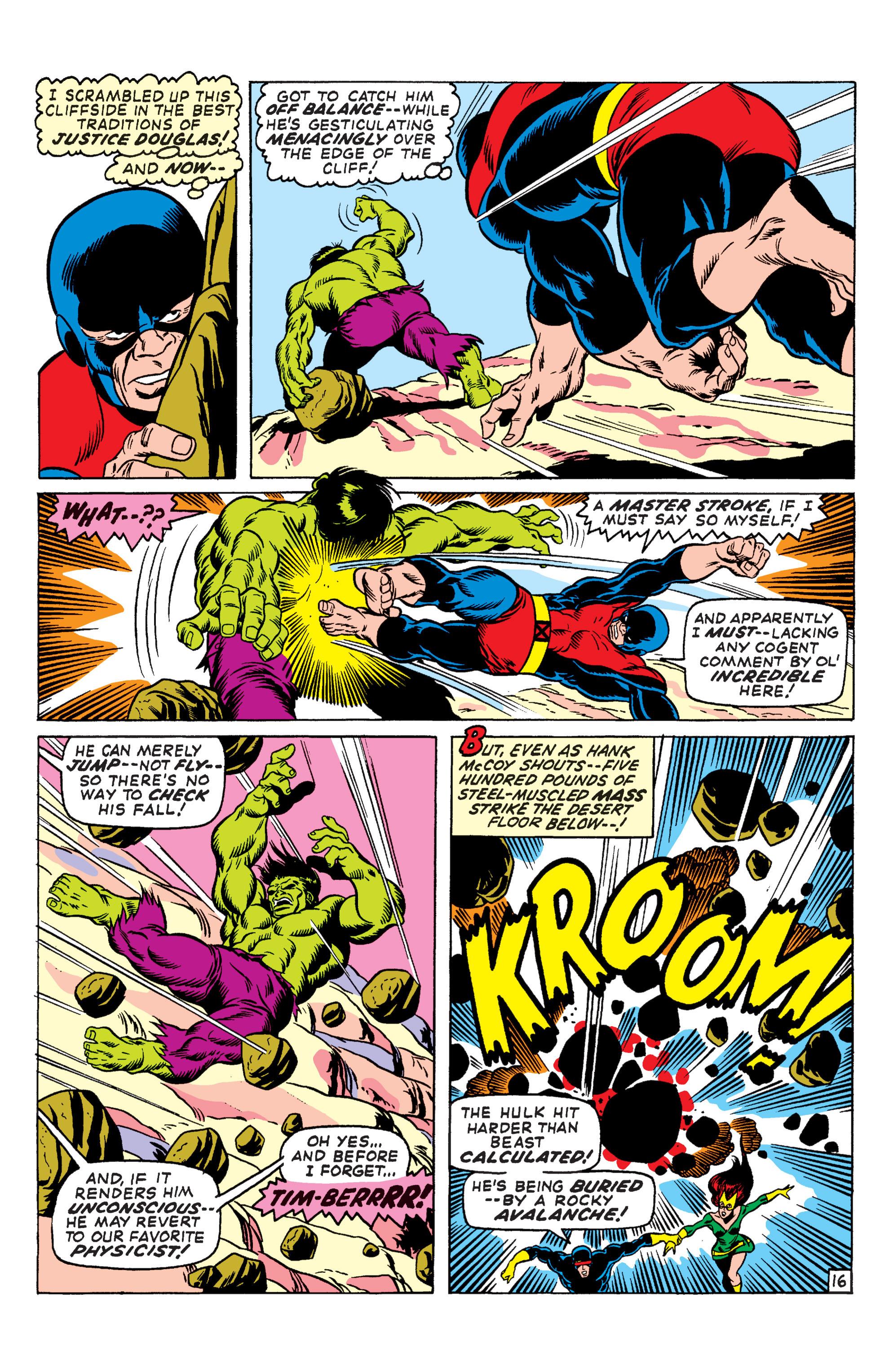 Uncanny X-Men (1963) 66 Page 16