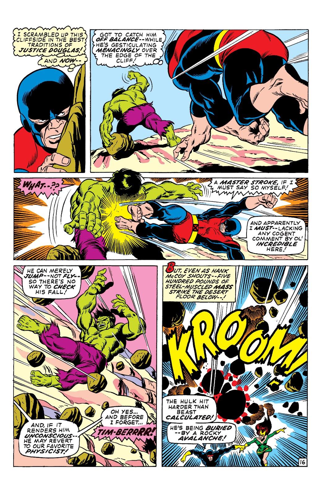 Uncanny X-Men (1963) issue 66 - Page 17
