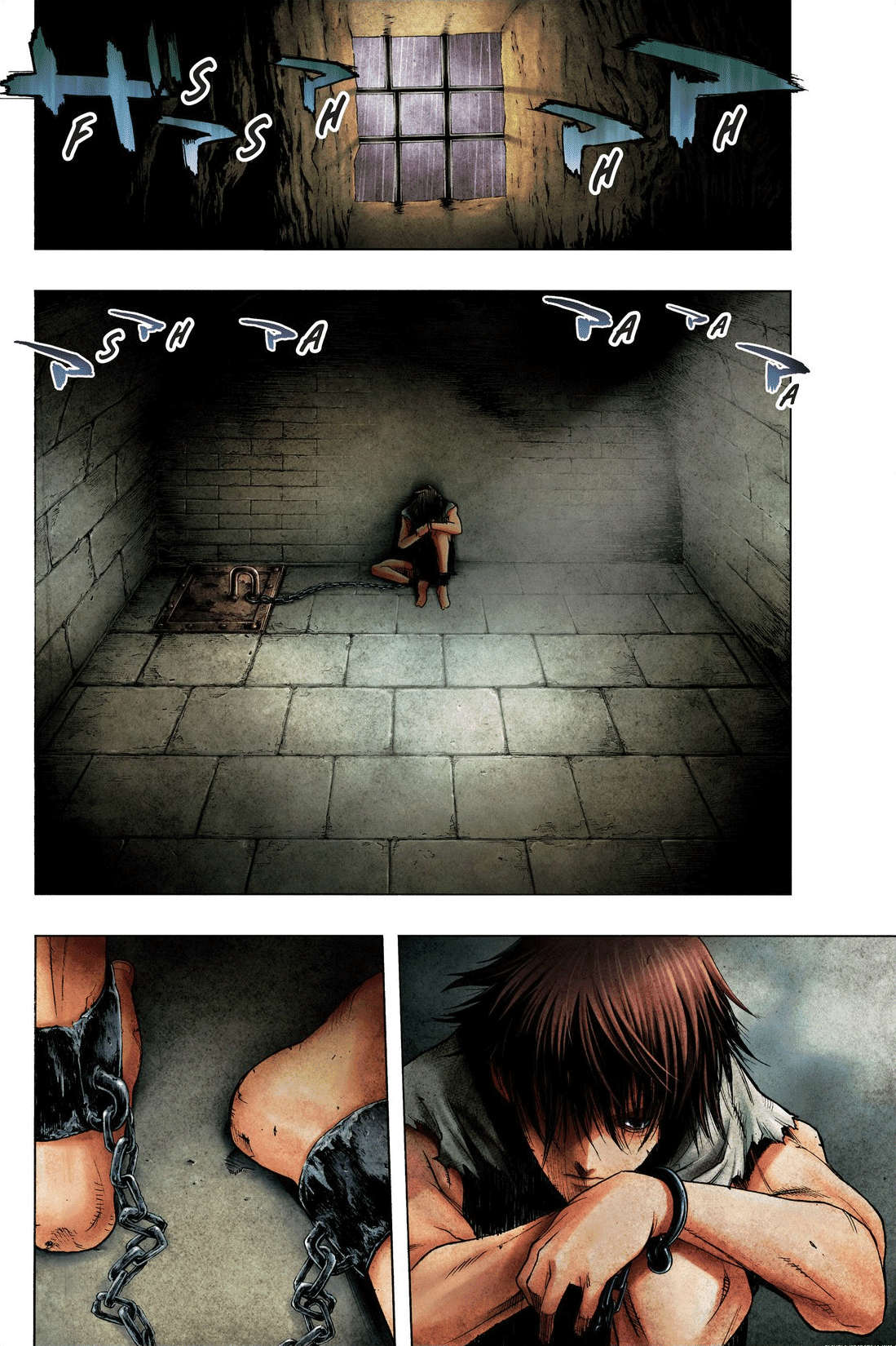 Read online Attack on Titan: Before the Fall comic -  Issue #2 - 4