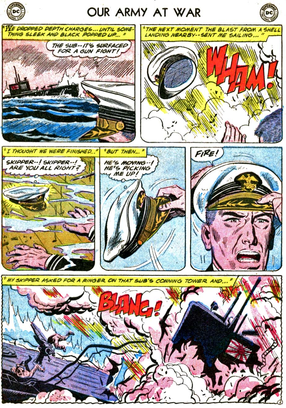 Our Army at War (1952) issue 58 - Page 29