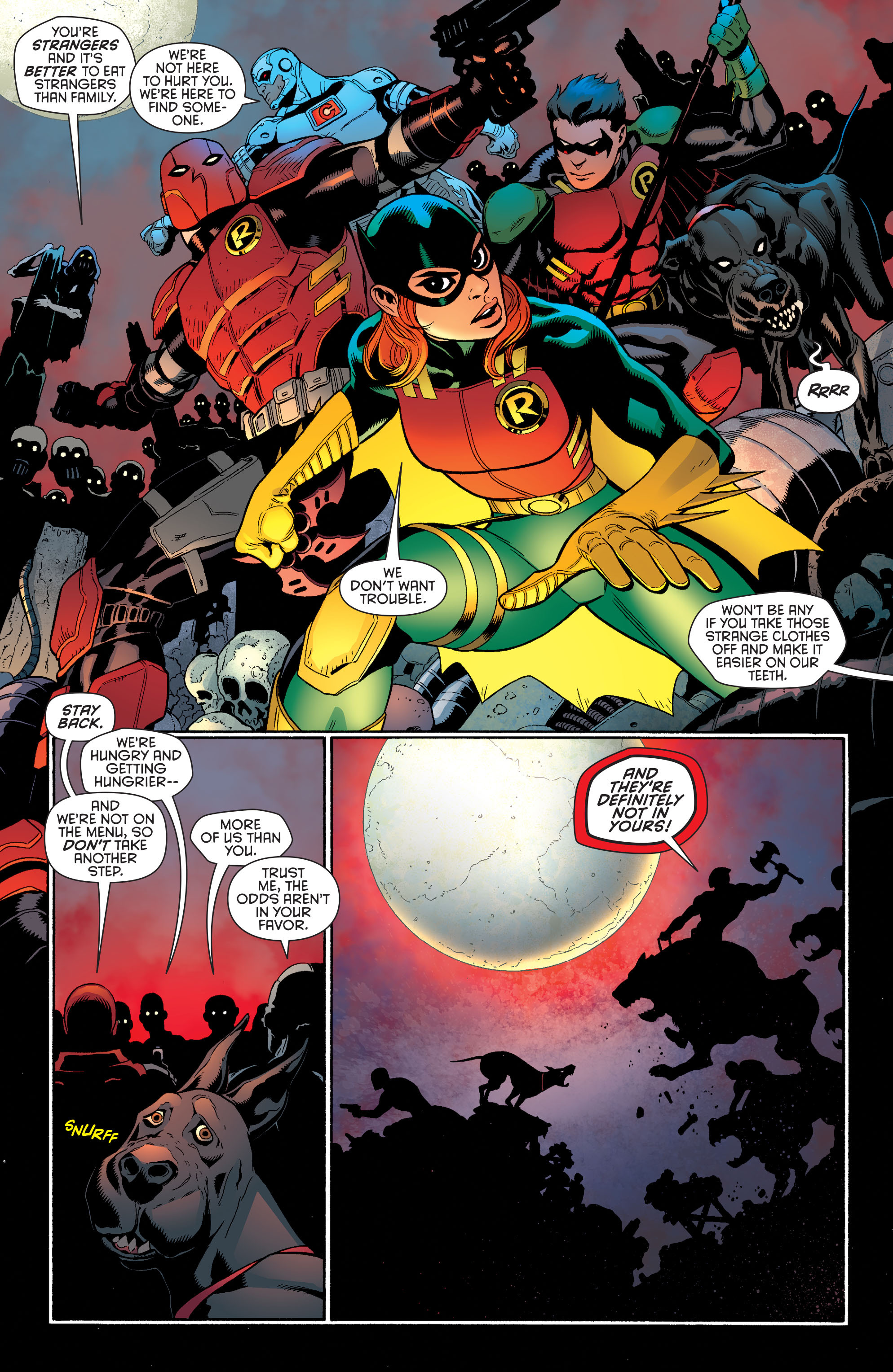 Read online Batman and Robin (2011) comic -  Issue #36 - 5
