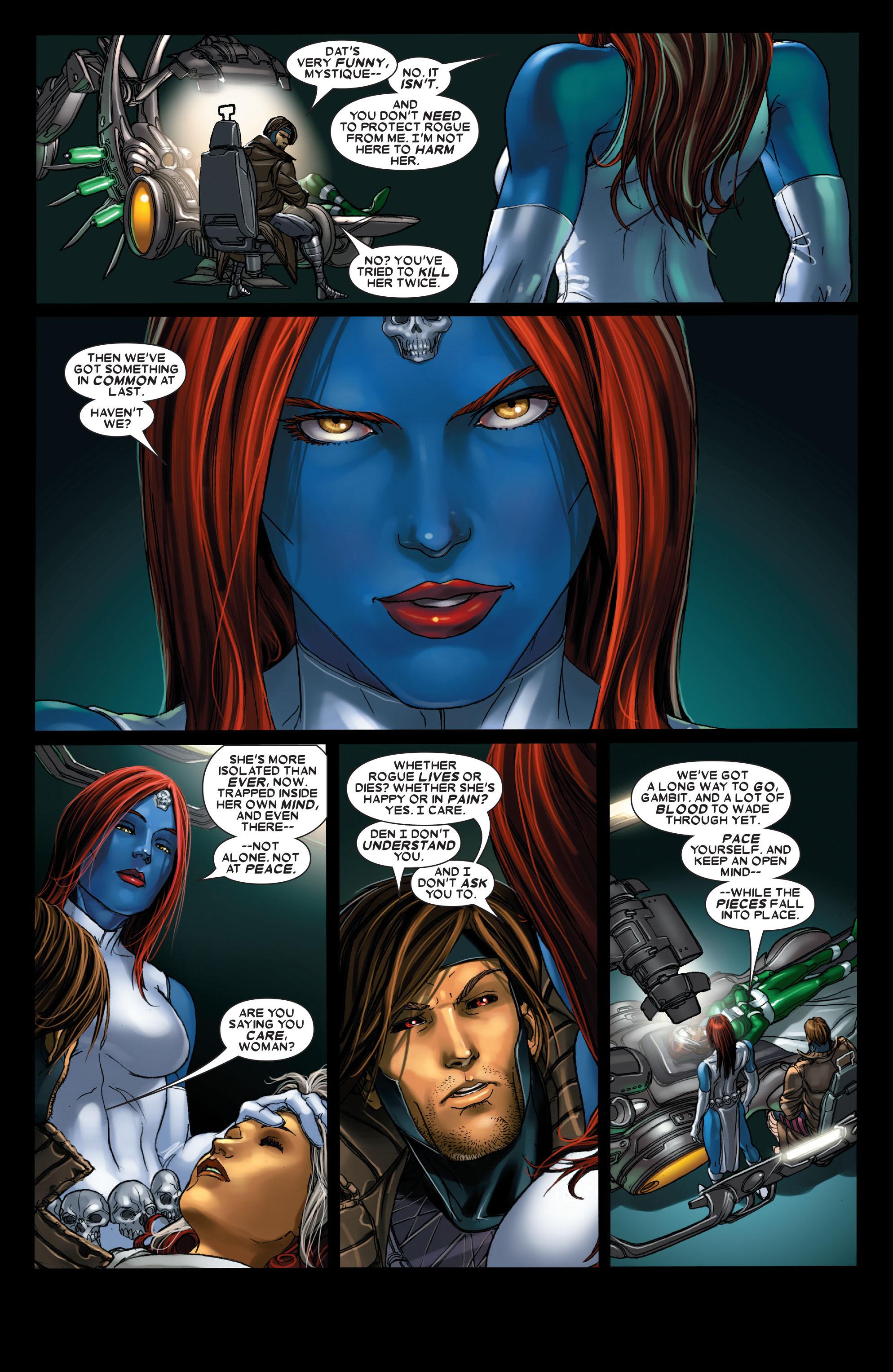 X-Men (1991) 204 Page 16