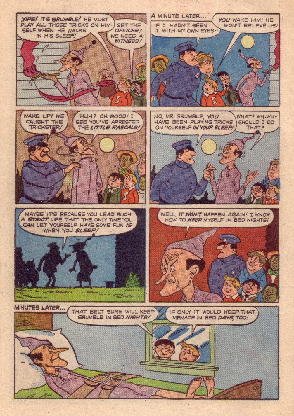 Four Color Comics issue 1174 - Page 34