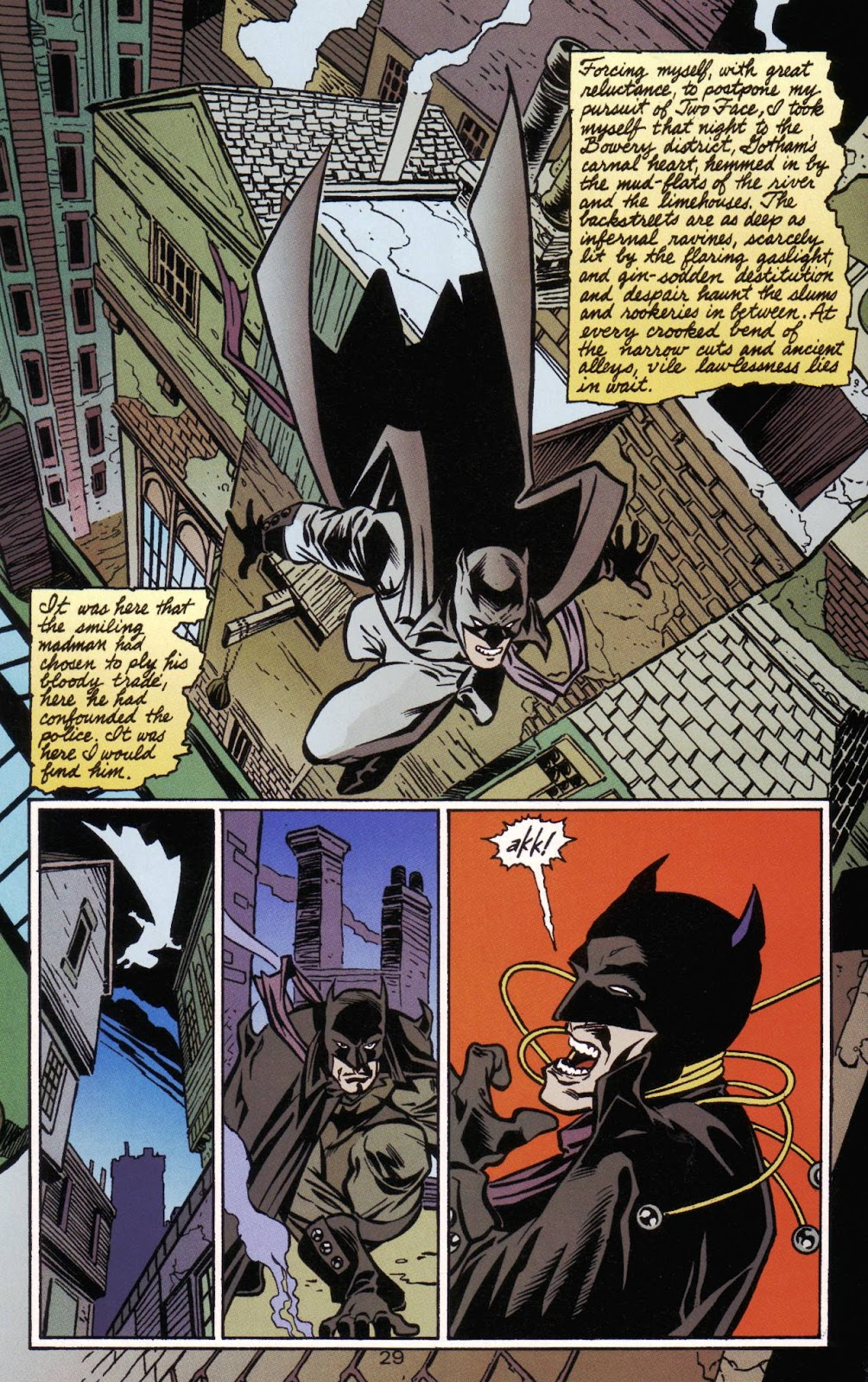 Batman: Two Faces issue Full - Page 30