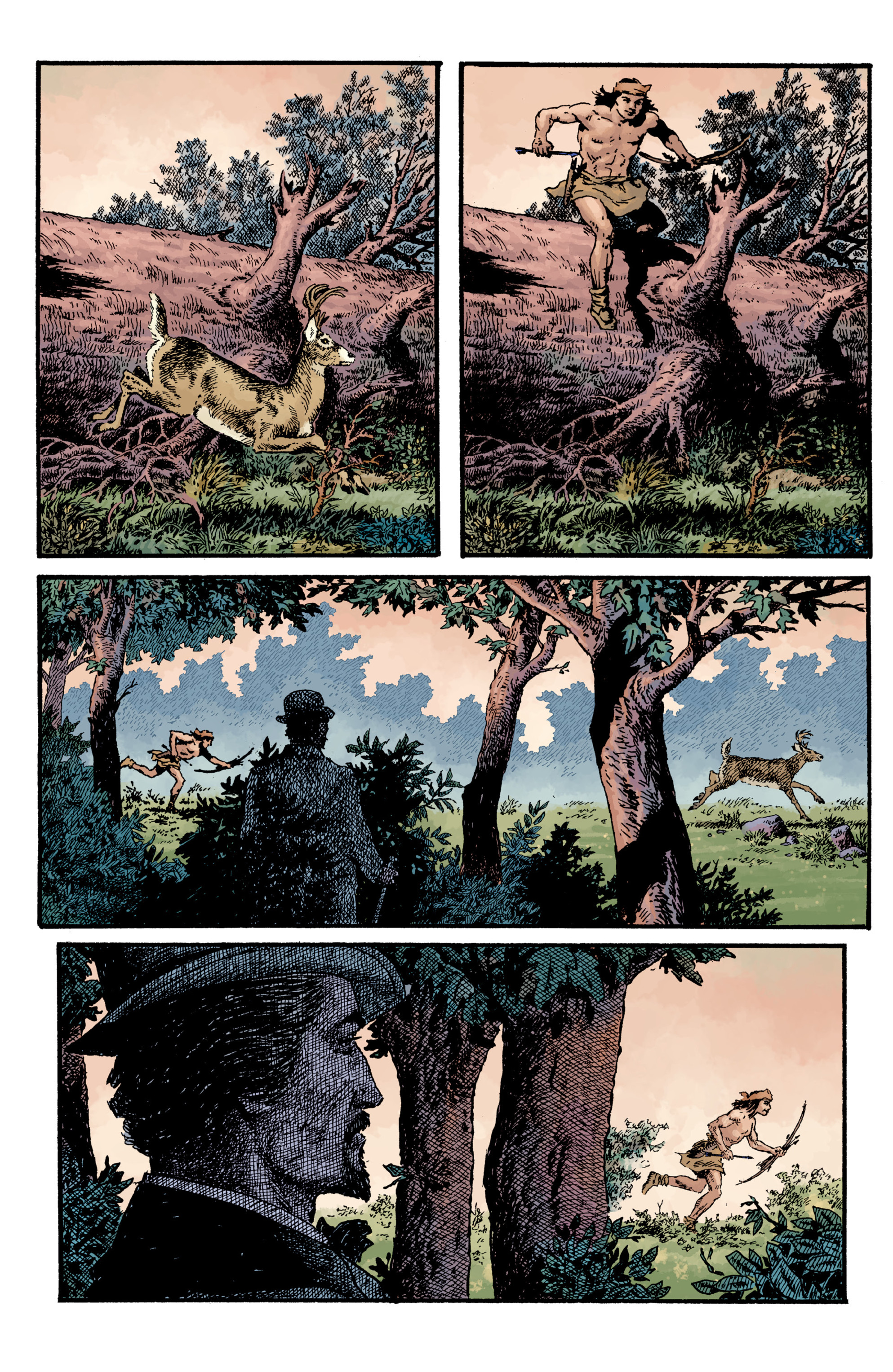 Read online Sir Edward Grey, Witchfinder: Lost and Gone Forever comic -  Issue # TPB - 89