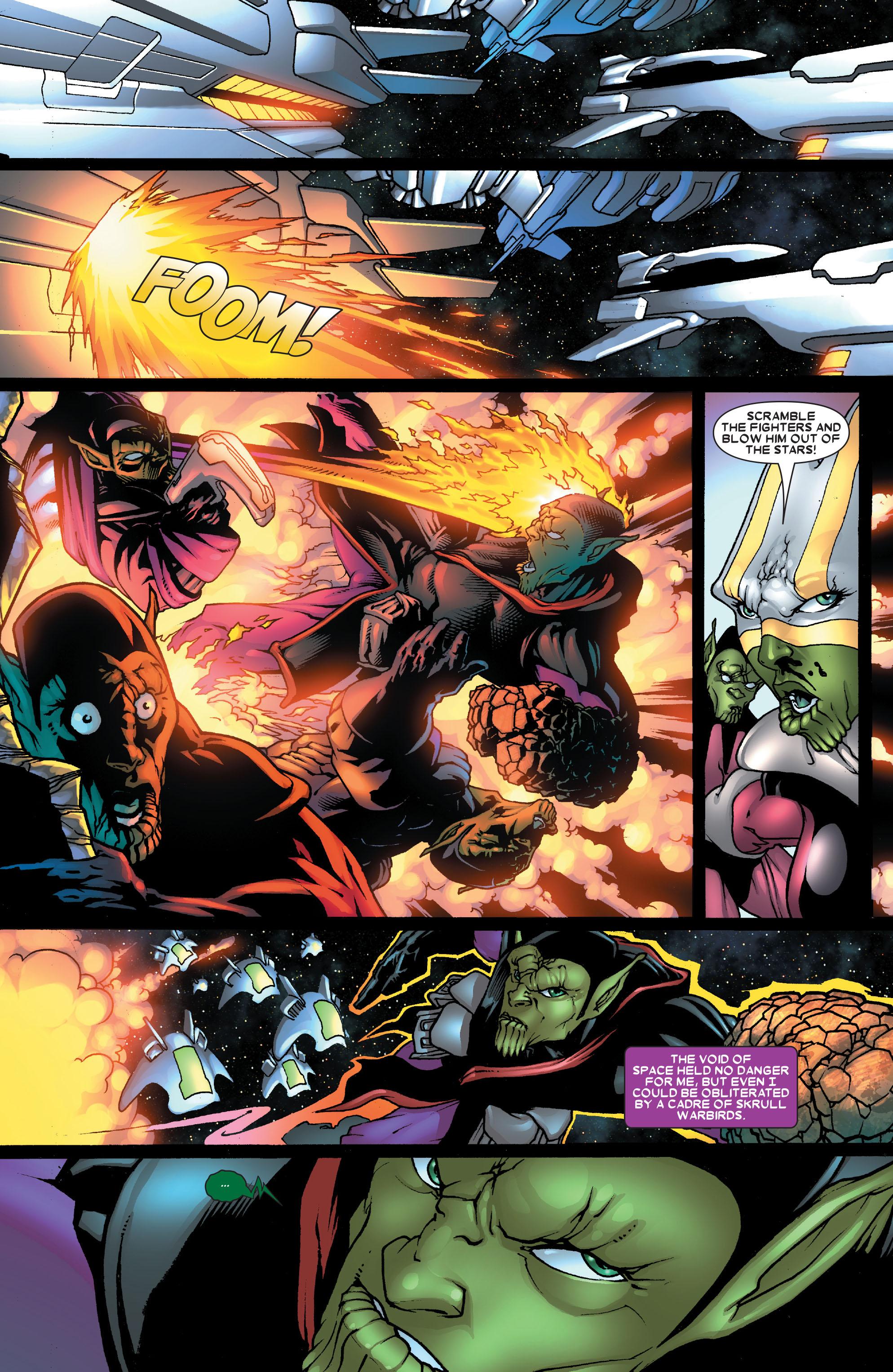 Read online Annihilation: Super-Skrull comic -  Issue #1 - 16