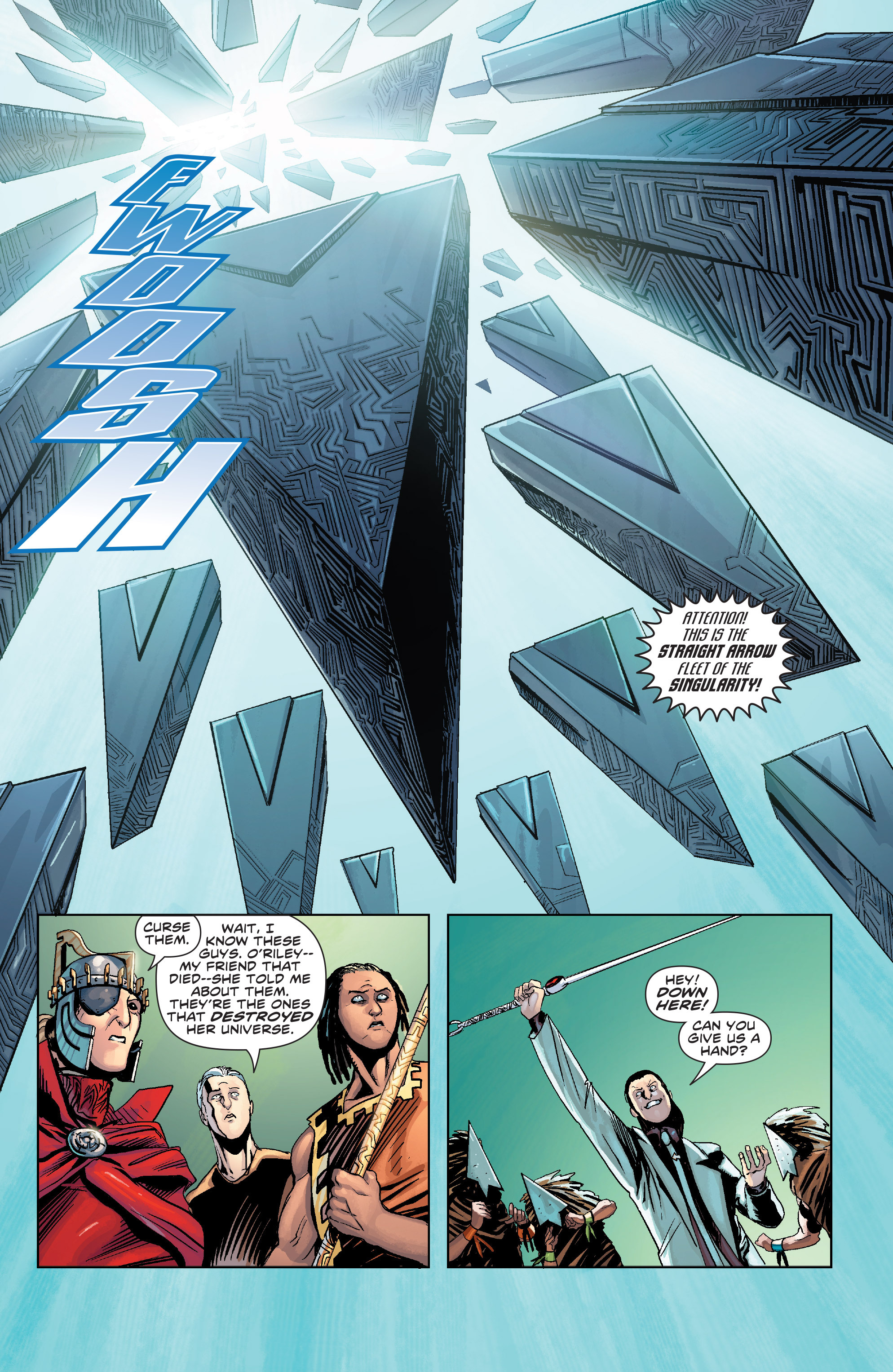 Read online Elric: The Balance Lost comic -  Issue # TPB 2 - 19