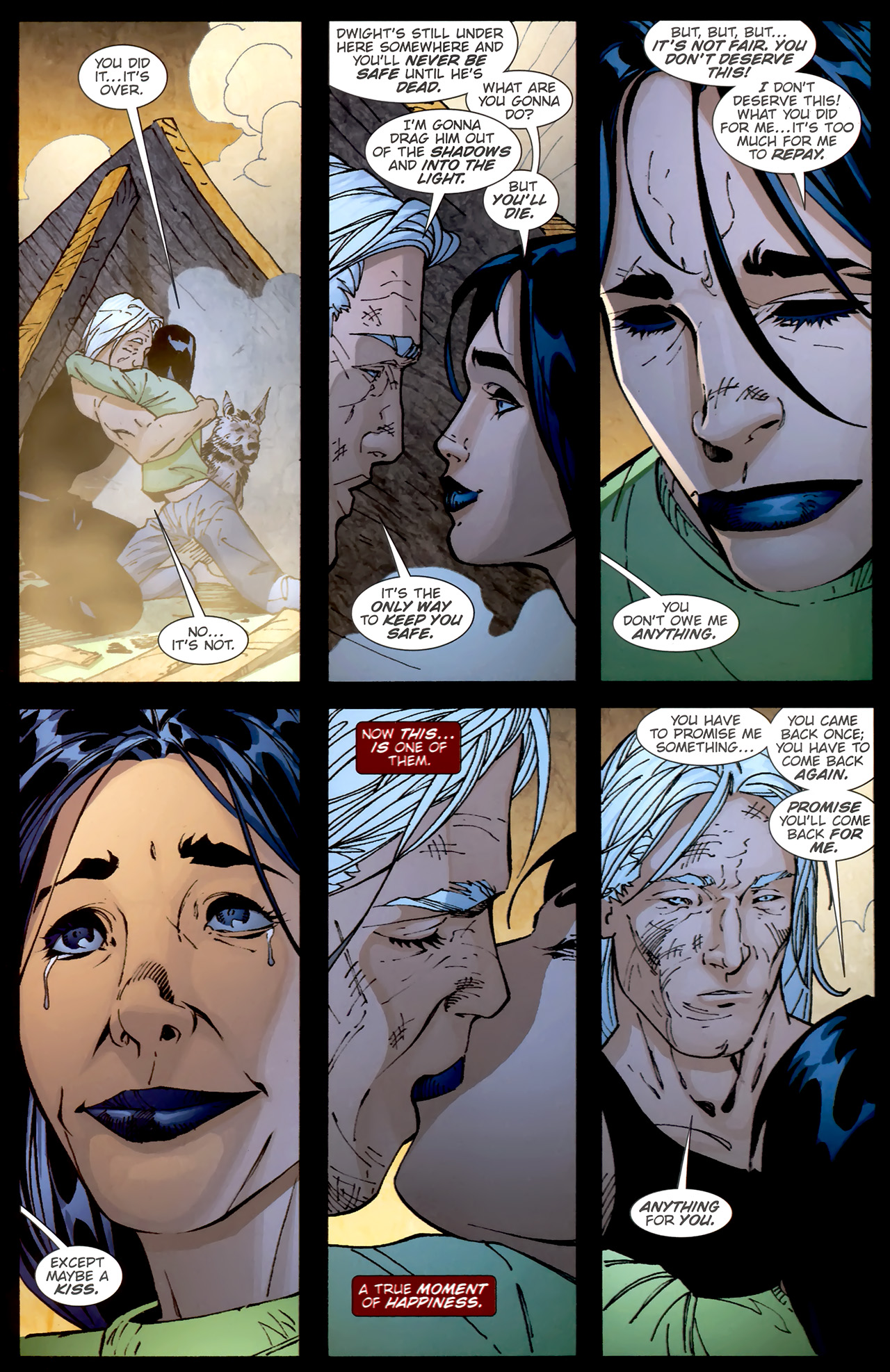 Read online Dead Romeo comic -  Issue #6 - 19