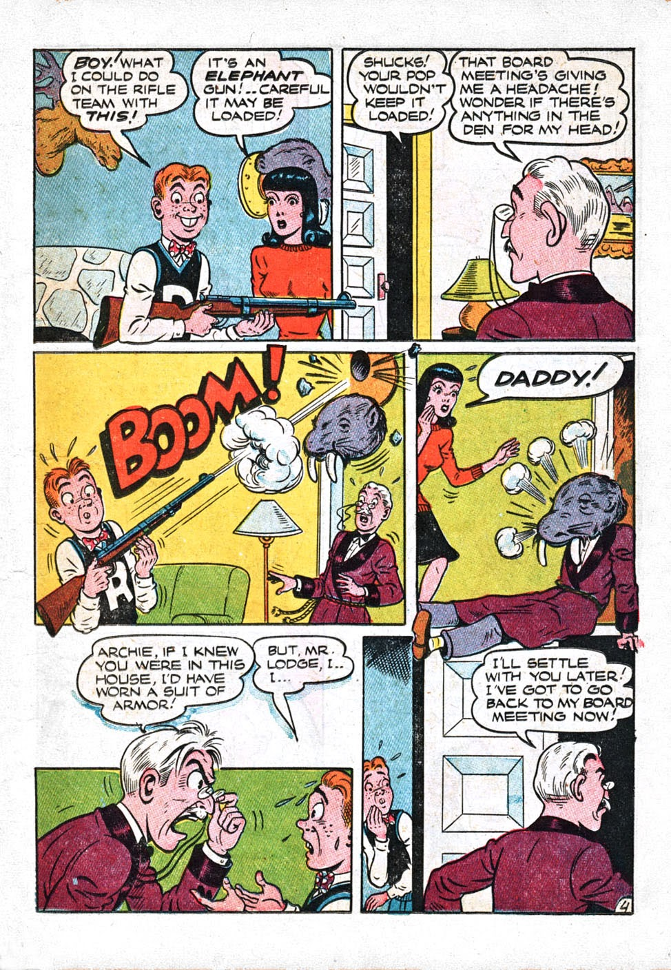 Archie Comics issue 029 - Page 17