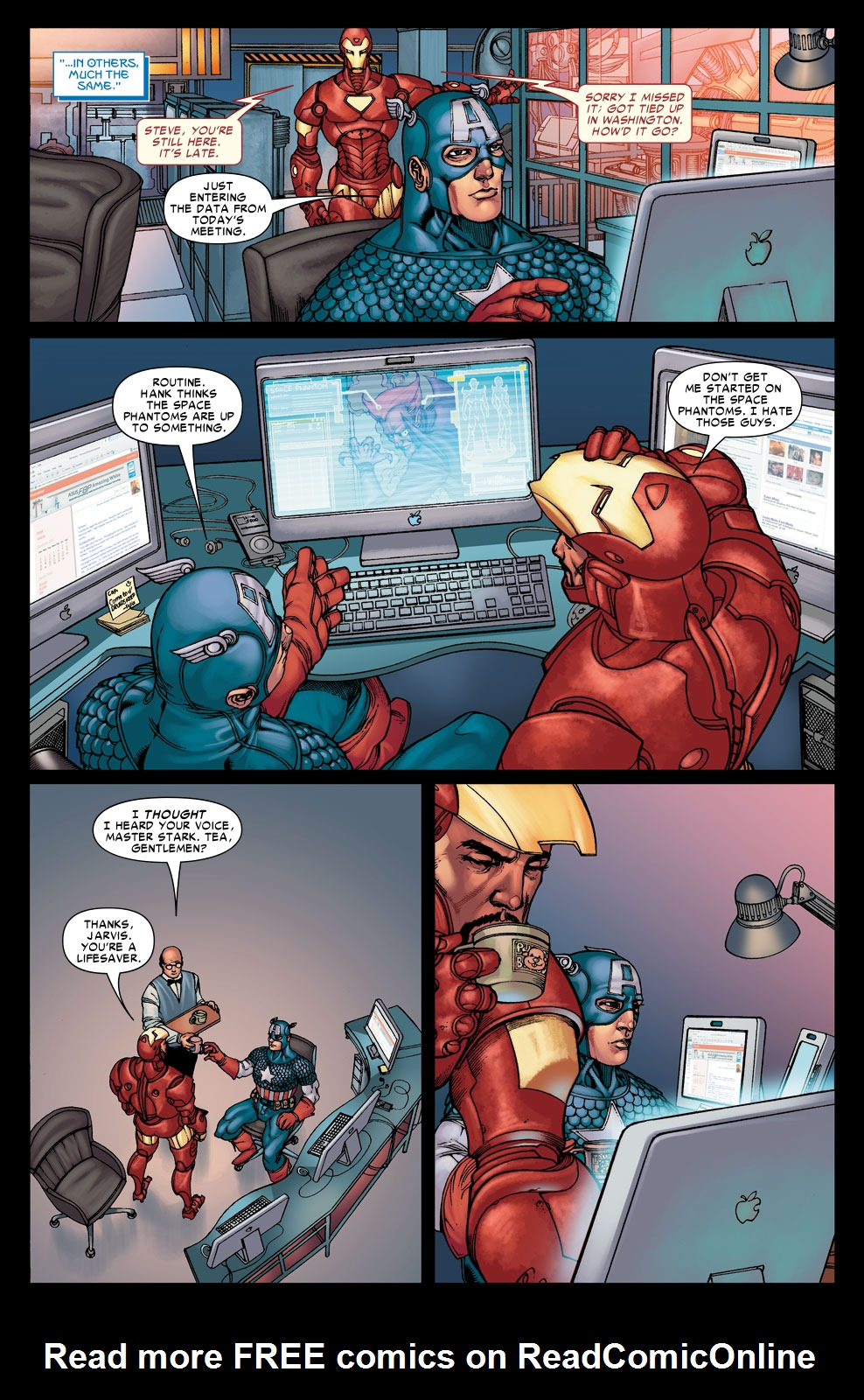 What If? Civil War issue Full - Page 46